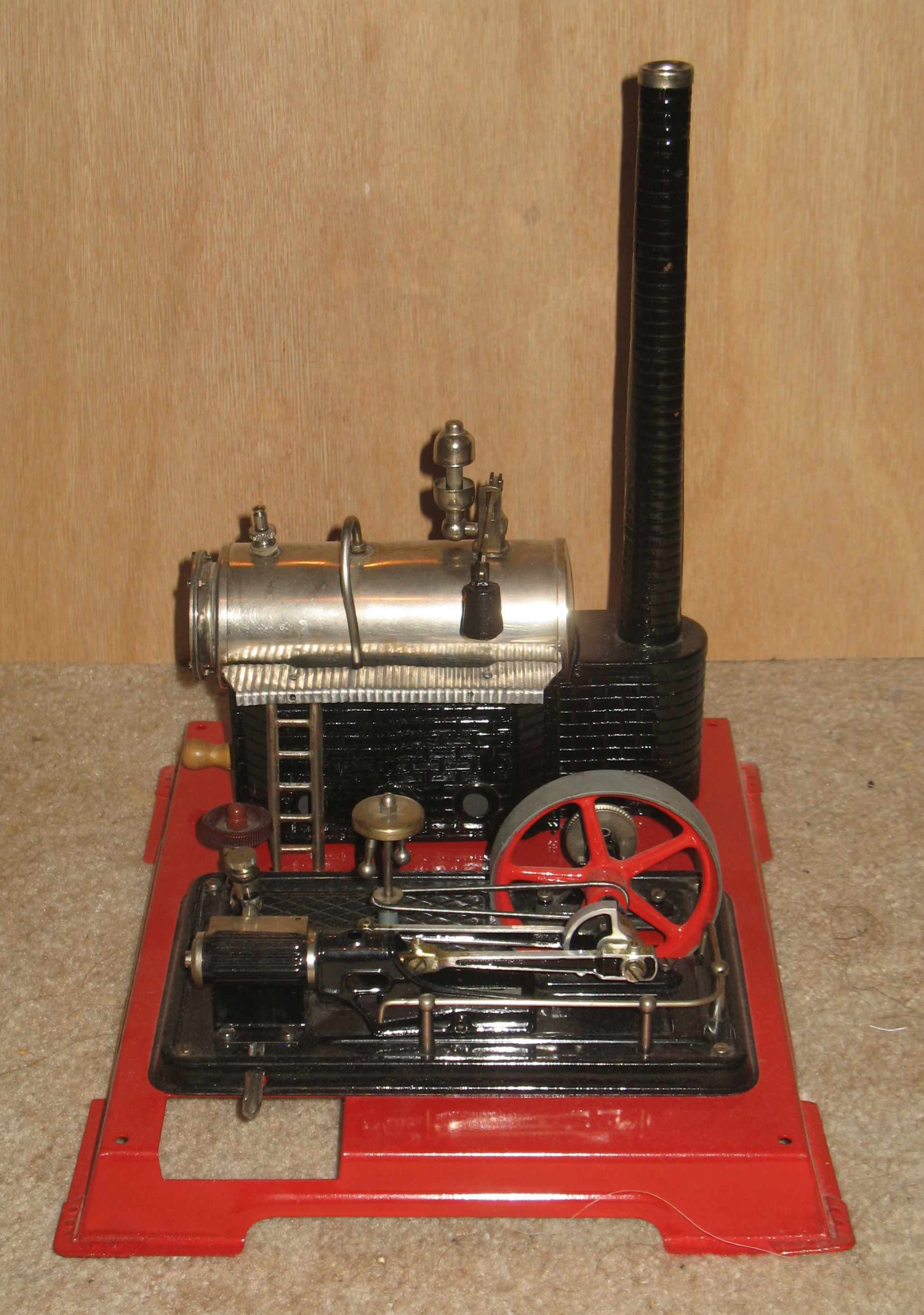 Dating wilesco steam engines
