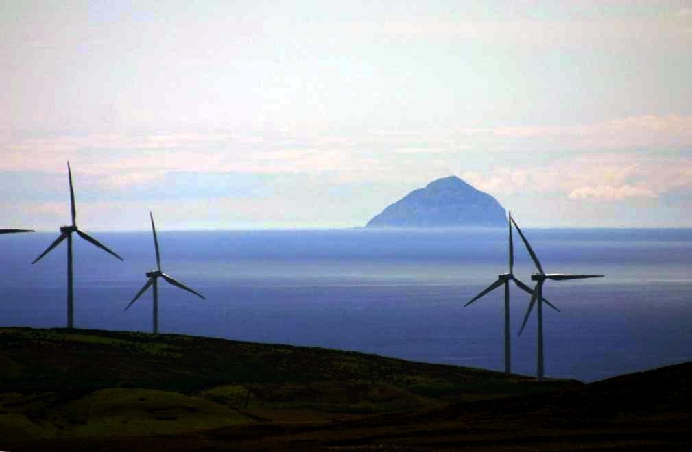 Erneuerbare Energien in Schottland – Wikipedia