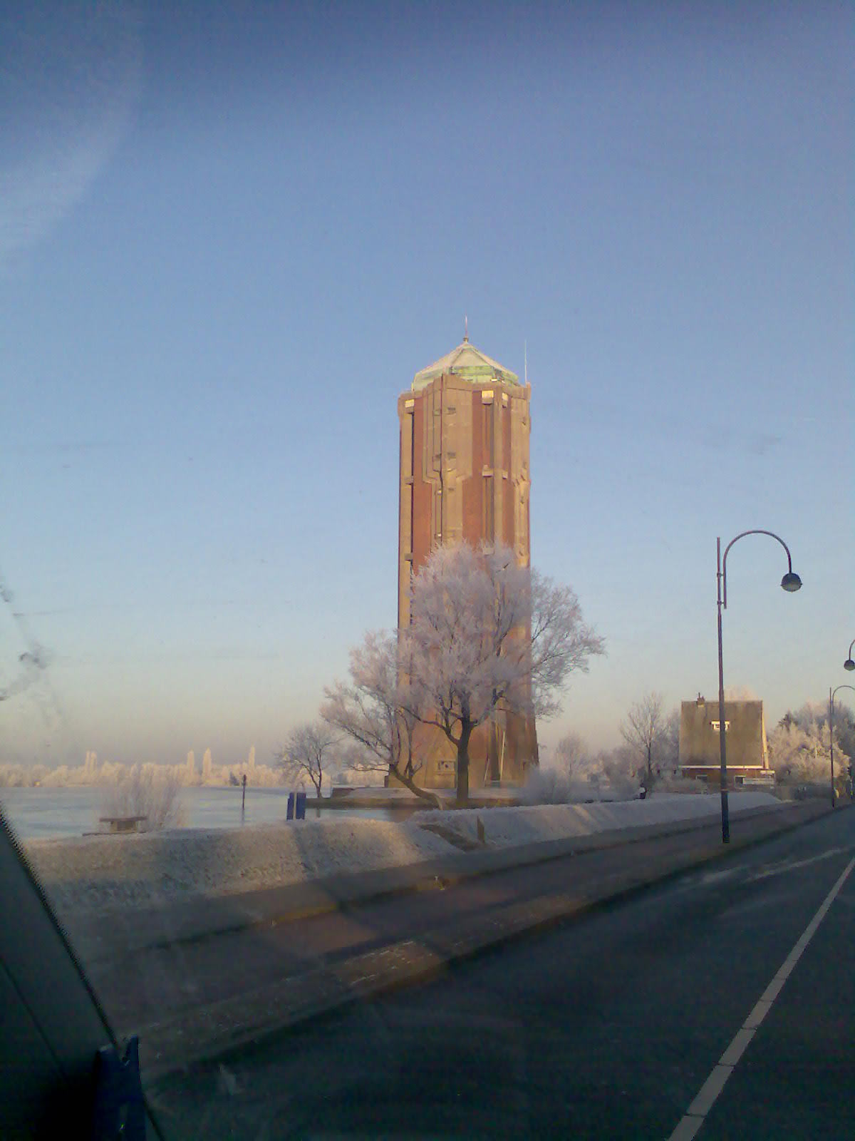 Watertoren in Aalsmeer | Monument - Rijksmonumenten.nl