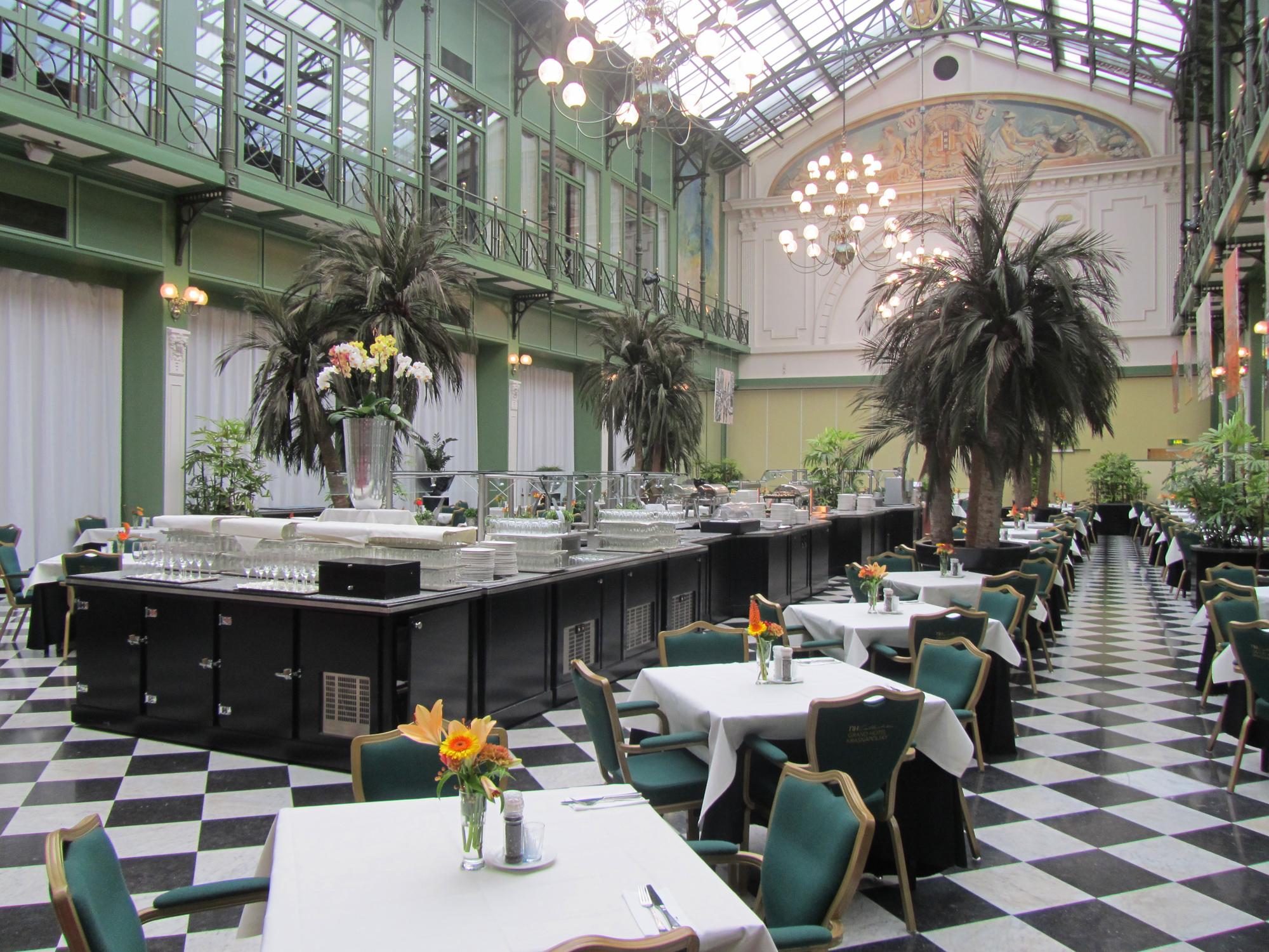 Krasnapolsky Hotel Amsterdam