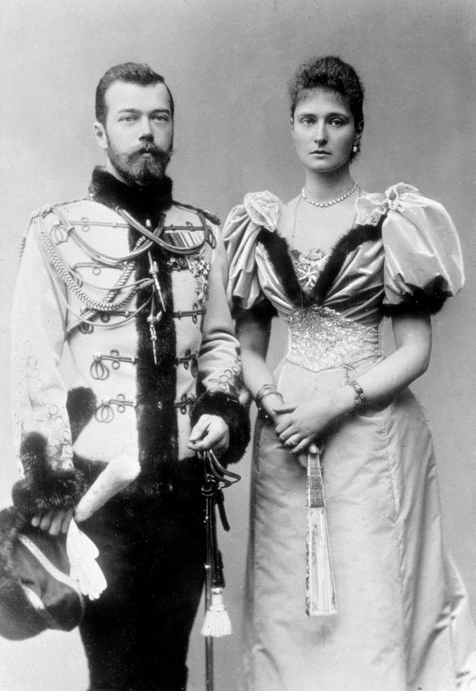 czar nicholas and also alexandra essay