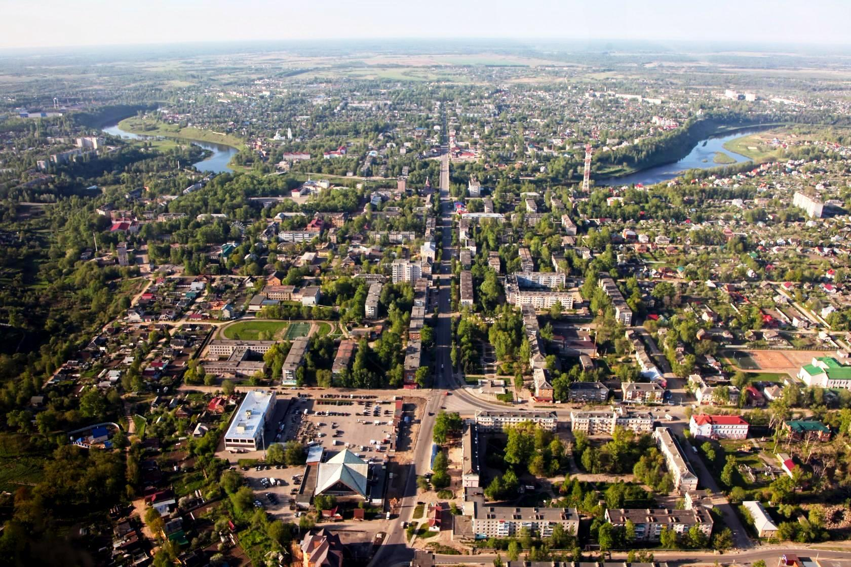 фото город ржев