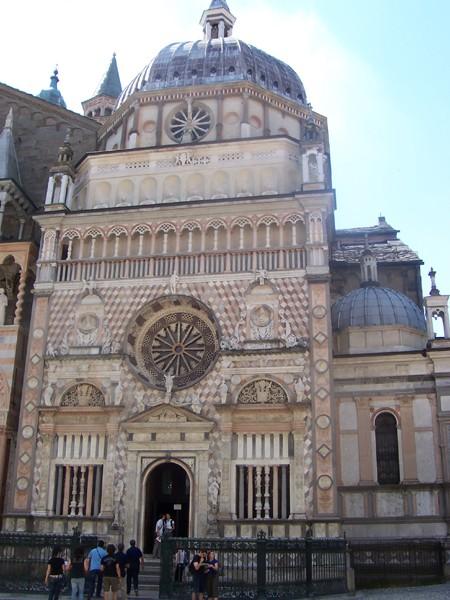 north-western italian architecture