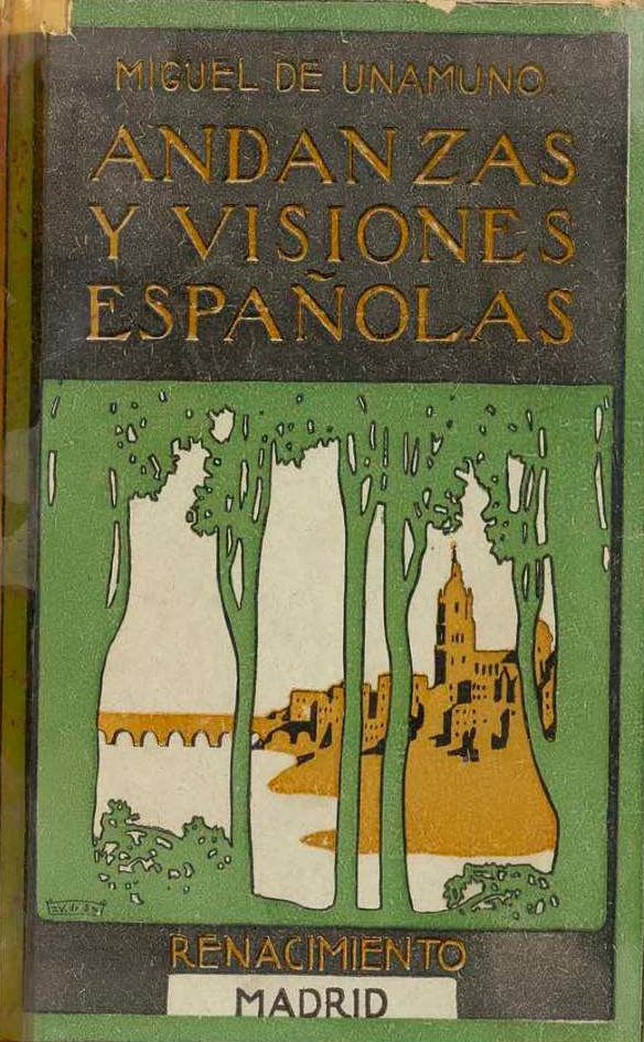 Andanzas y visiones españolas (1922)