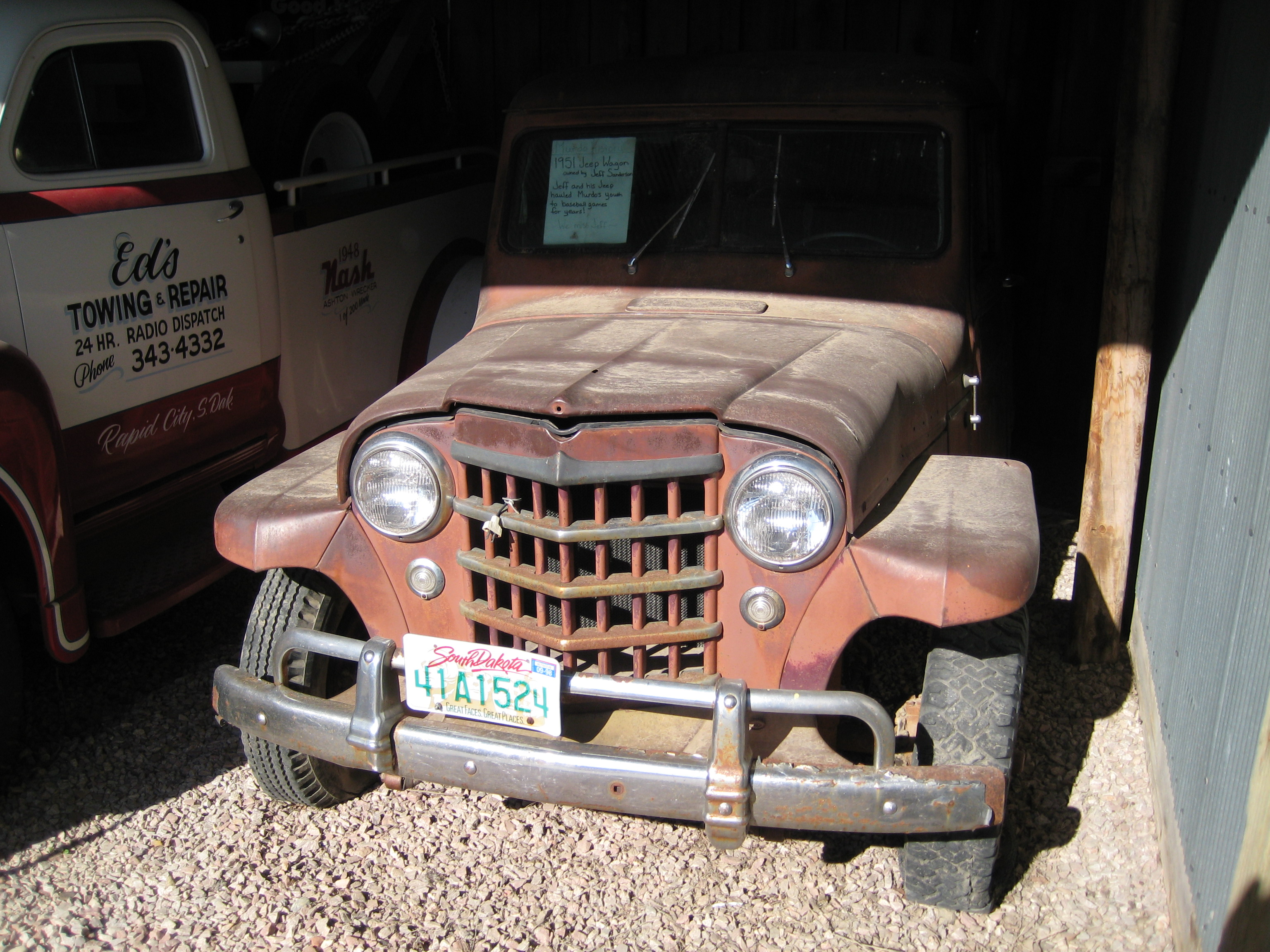 File1951 Willys Jeep Pickup Truck Wikimedia Commons 1941 Station Wagon