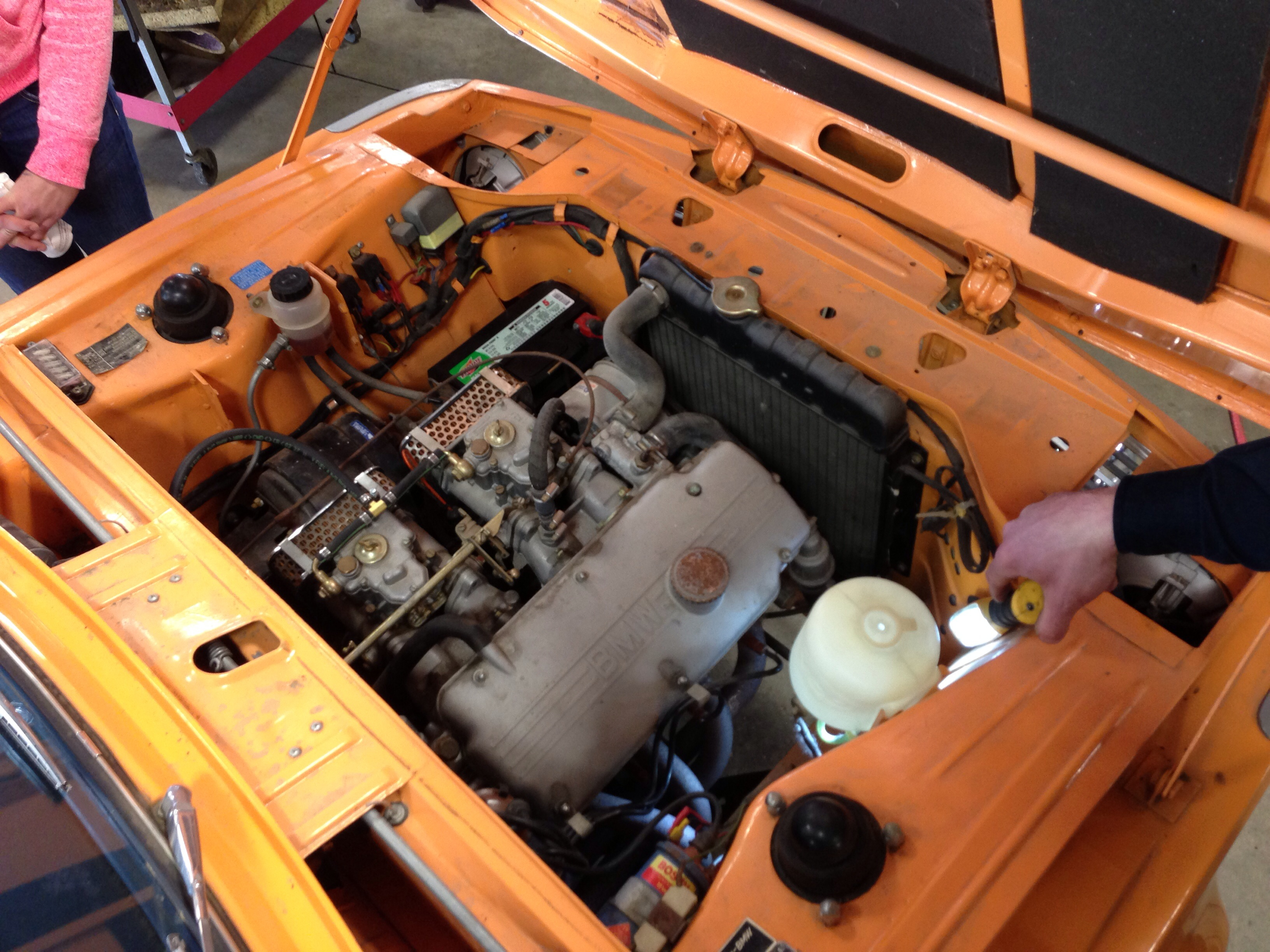File 1969 Rare Bmw 2002ti Alpina 8516719935 Jpg Wikimedia Commons