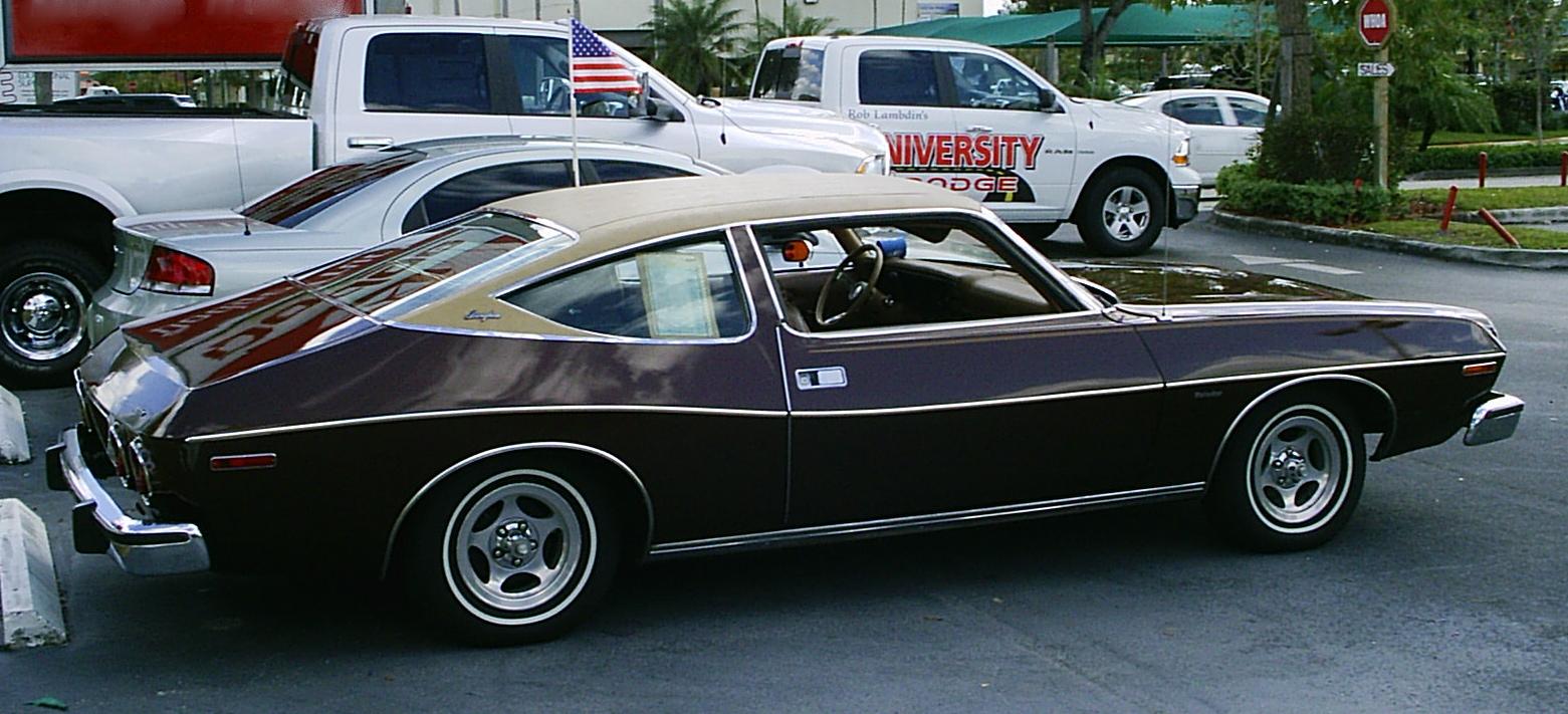 Old Police Cars >> File:1976 AMC Matador coupe cocoa fl-rs.jpg - Wikimedia ...