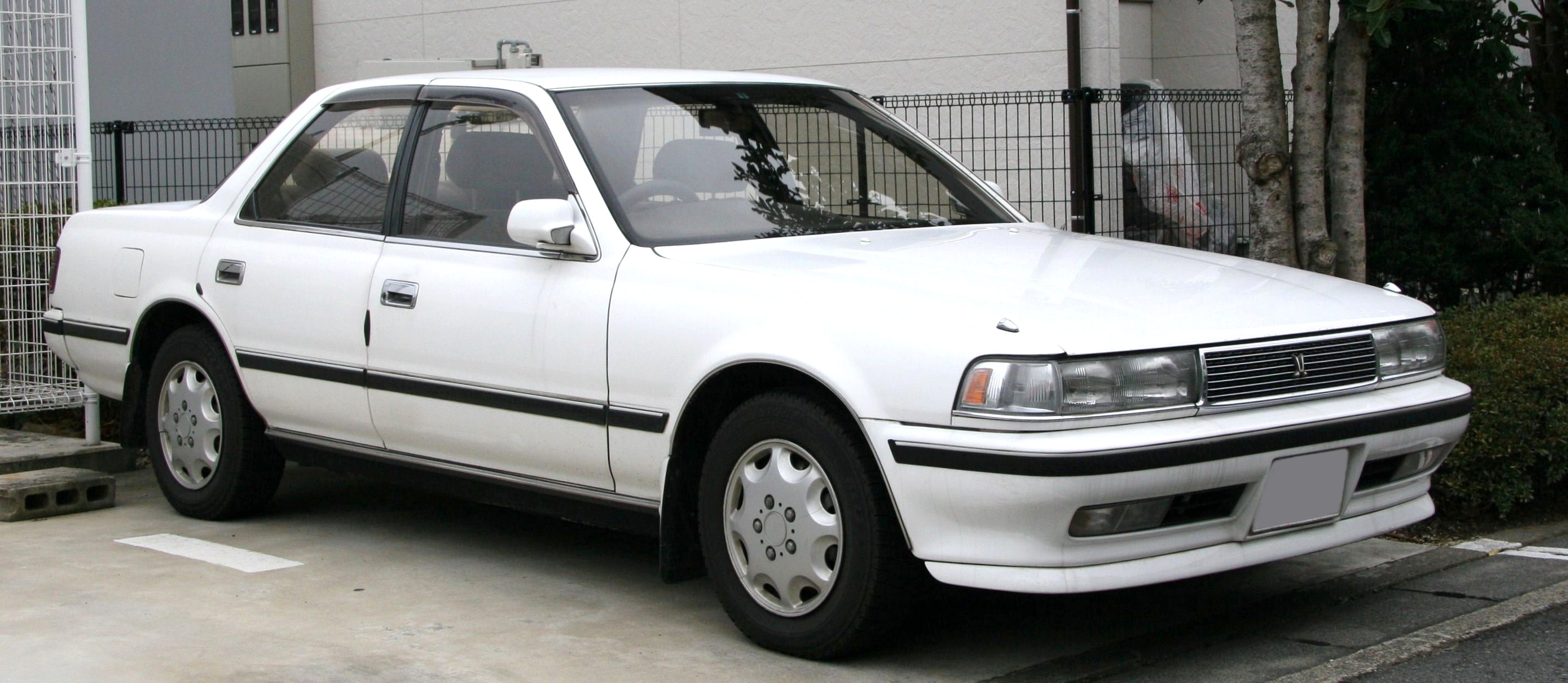 toyota cresta car models