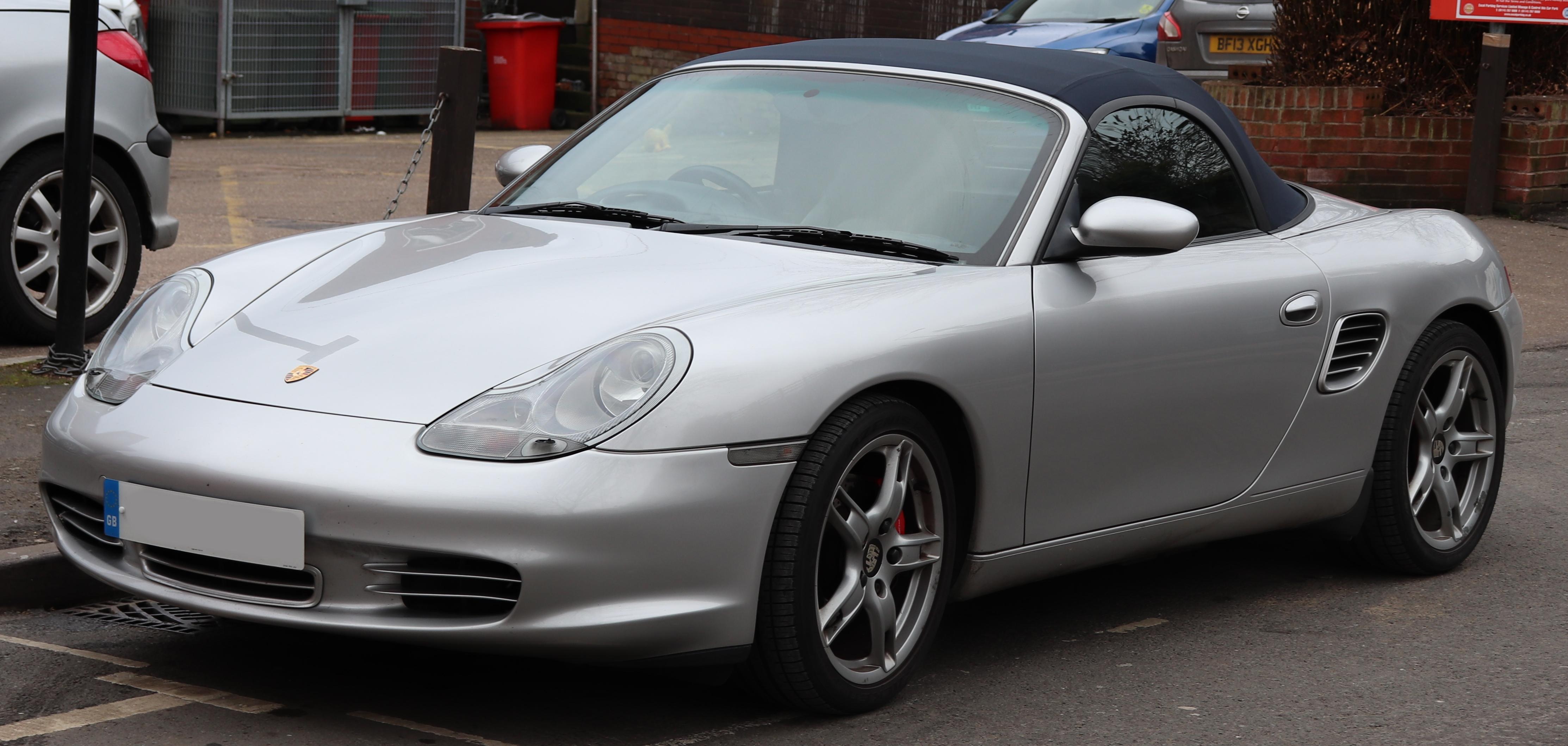 Porsche 986 Wikipedia