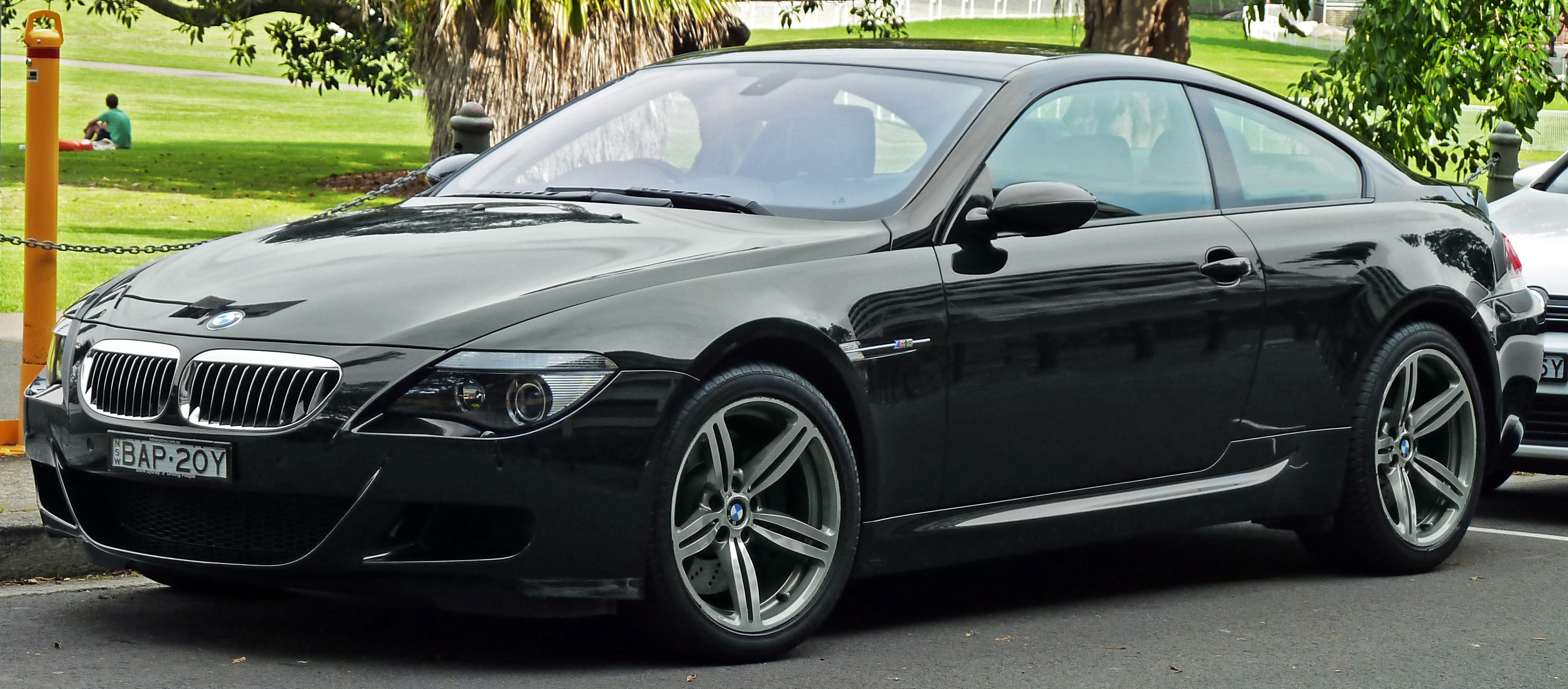 File:2005-2010 BMW M6 (E63) coupe (2011-11-08).jpg - Wikimedia Commons