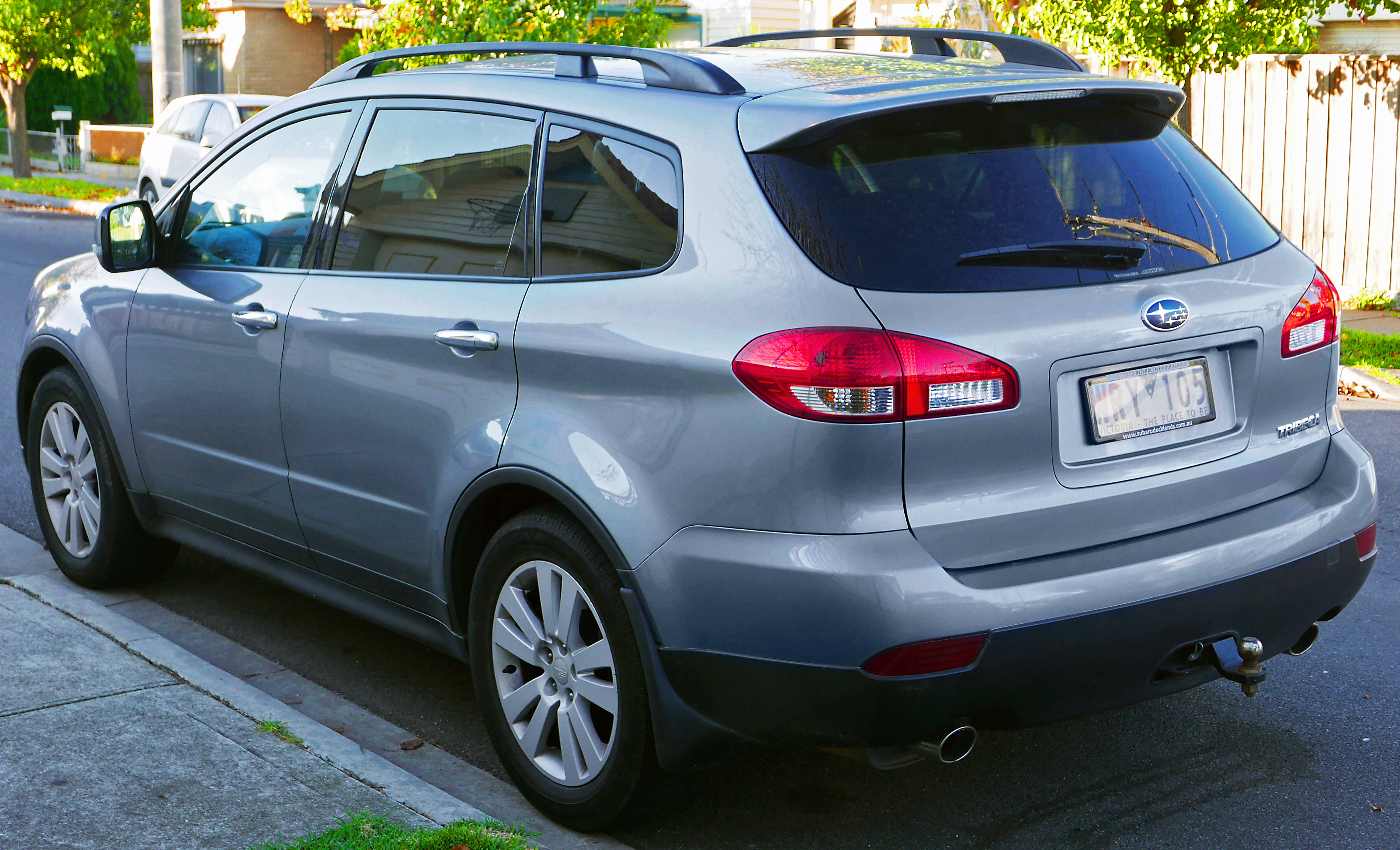Service manual how does cars work 2007 subaru tribeca for Mercedes benz b9 service