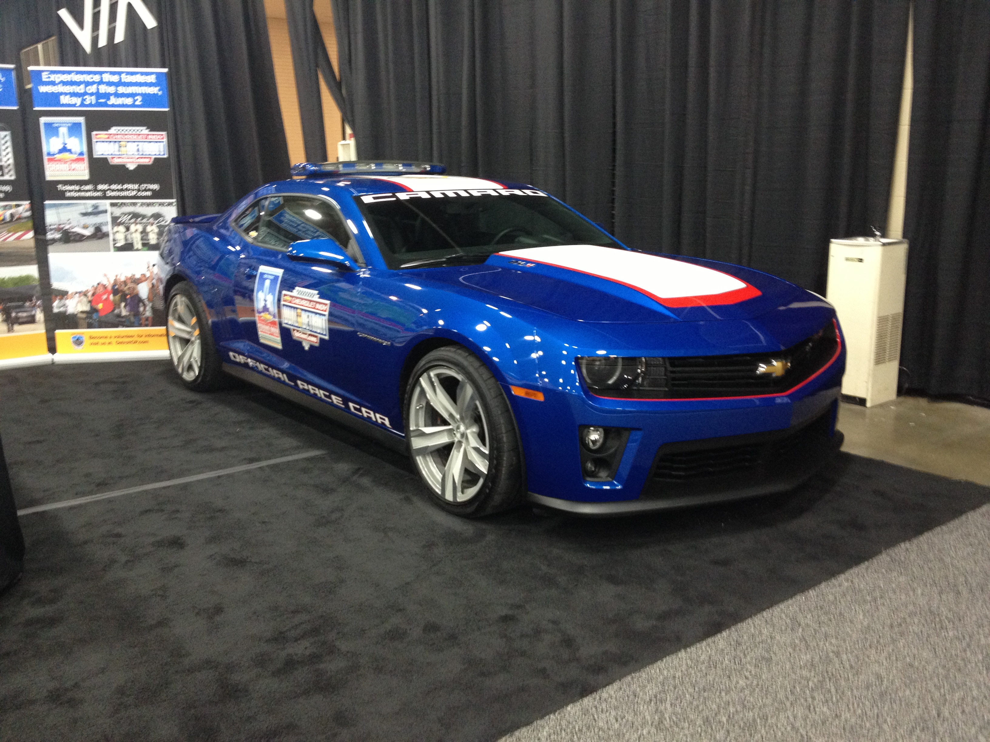 File 2013 Chevrolet Camaro Zl1 Pace Car 8402969943 Jpg