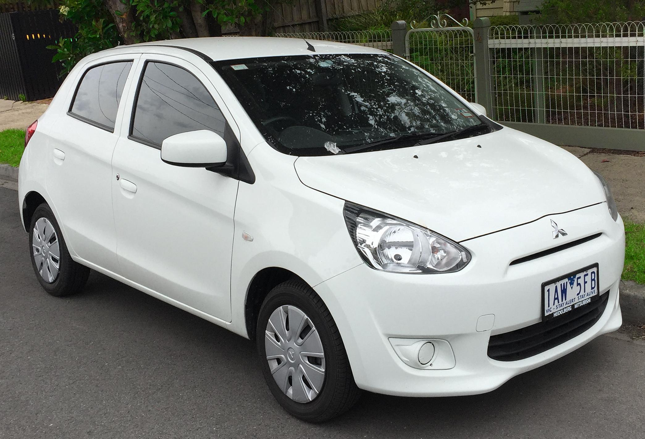 Mitsubishi mirage wiki