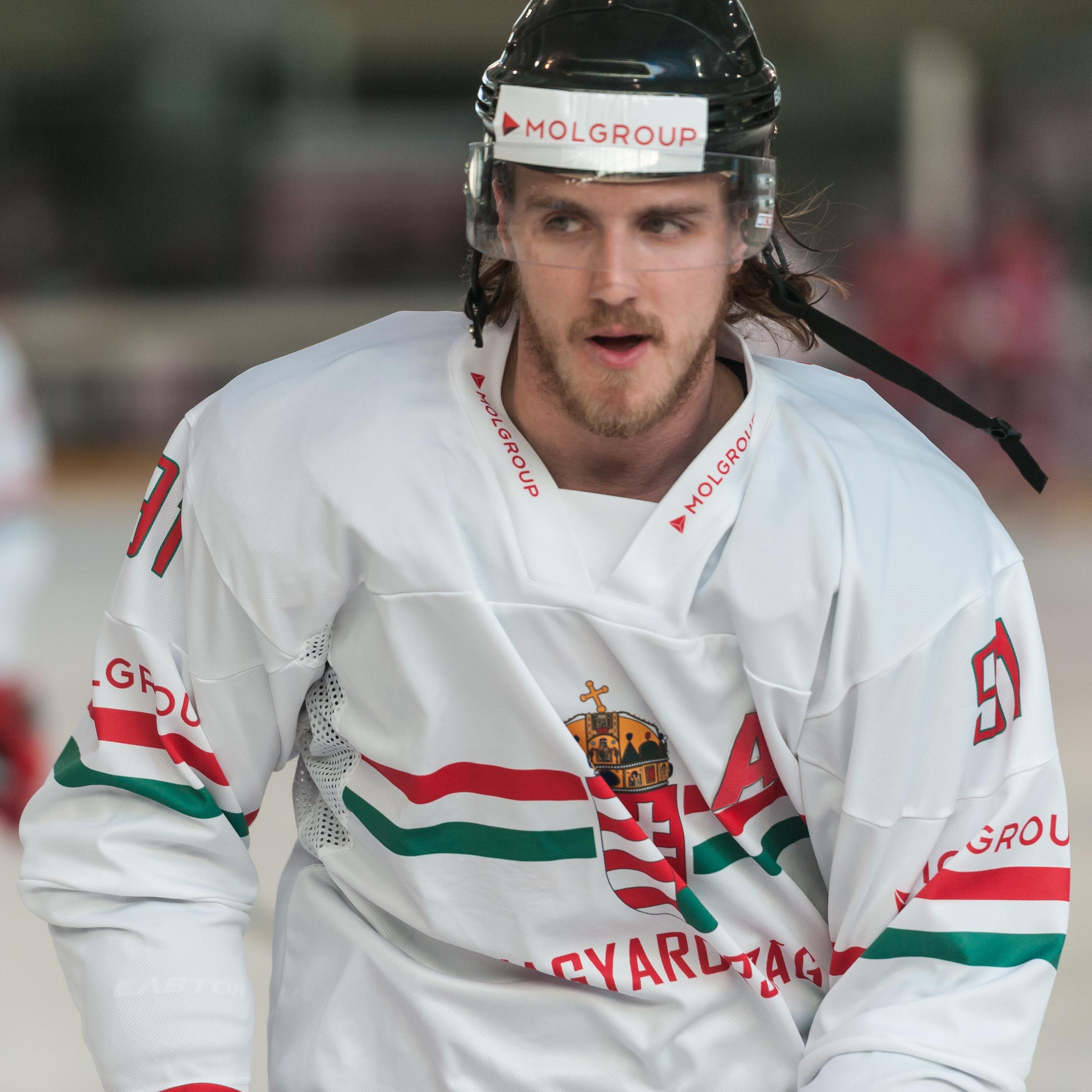 Gergő Nagy (ice hockey) - Wikipedia