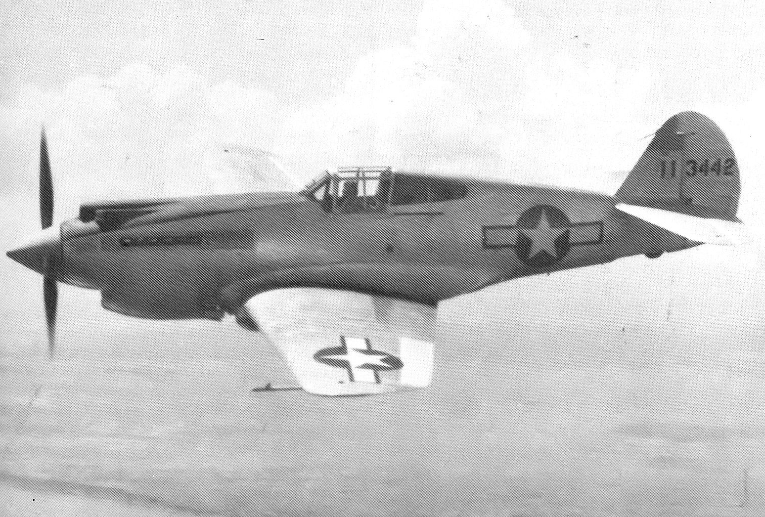 51st_Fighter_Squadron_Curtiss_P-40C_41-13442