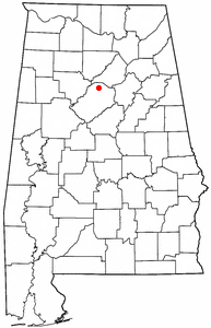 Loko di Kimberly, Alabama