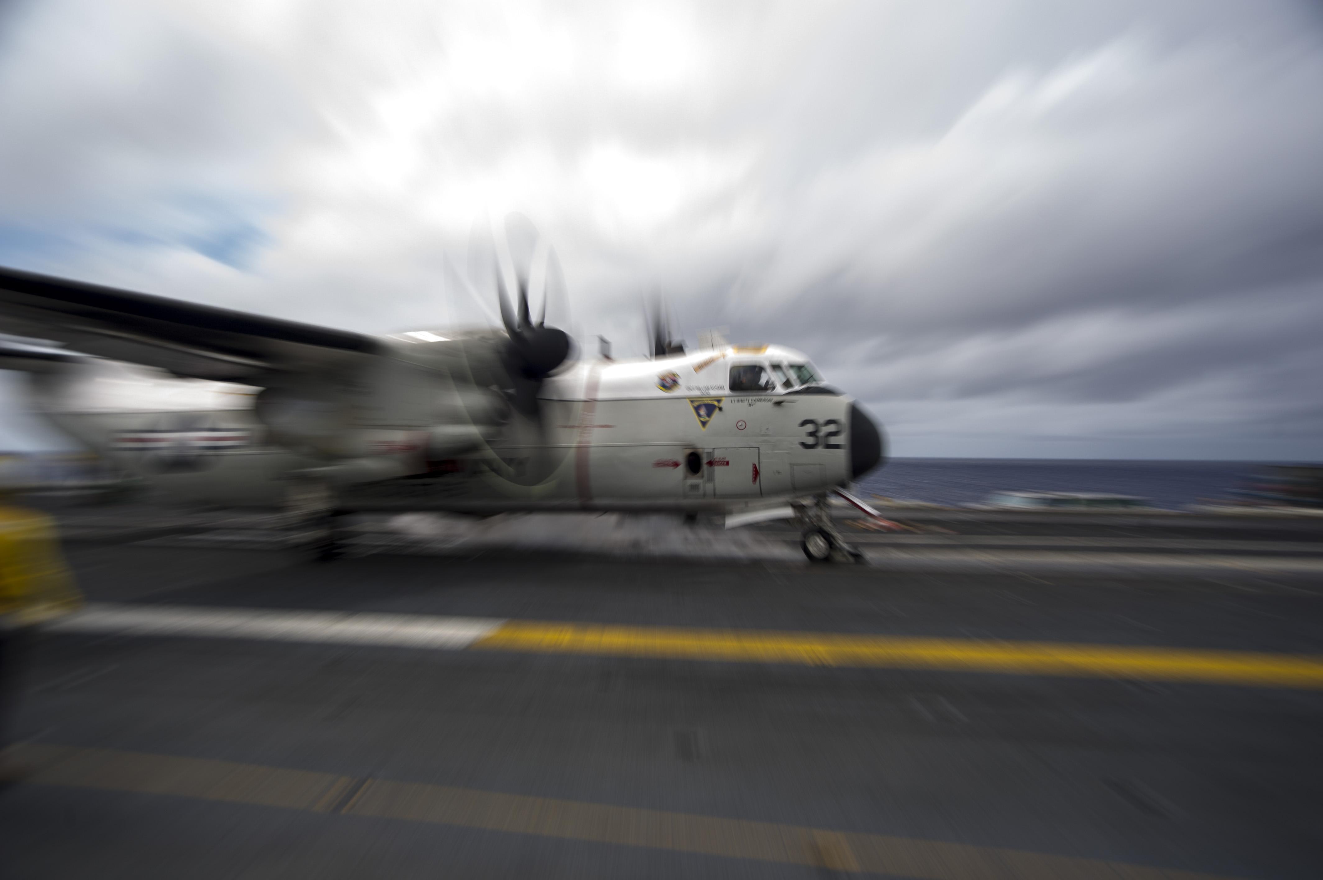C 2a Greyhound Logistics Aircraft File:A U. S. Navy C-2A...