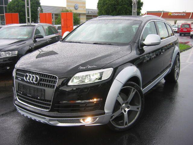Audi Q7 >> File:Abt Q7 white-black front.JPG - Wikimedia Commons