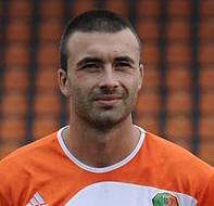 Aleksandar Tsvetkov Bulgarian footballer