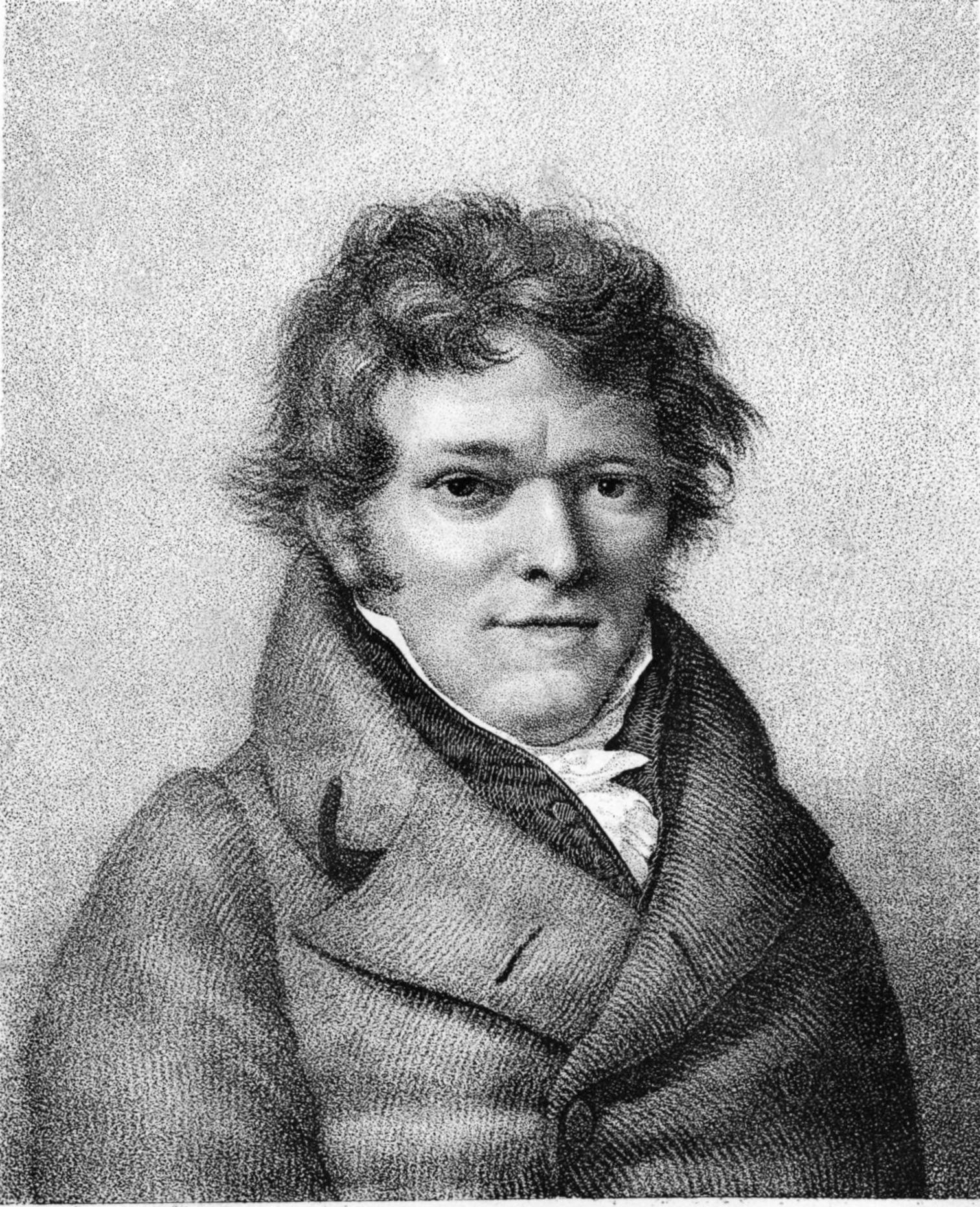 Alois Senefelder - Wikipedia
