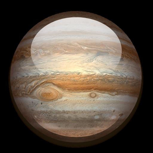 Artistic Jupiter