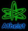 English: Atheist avatar.