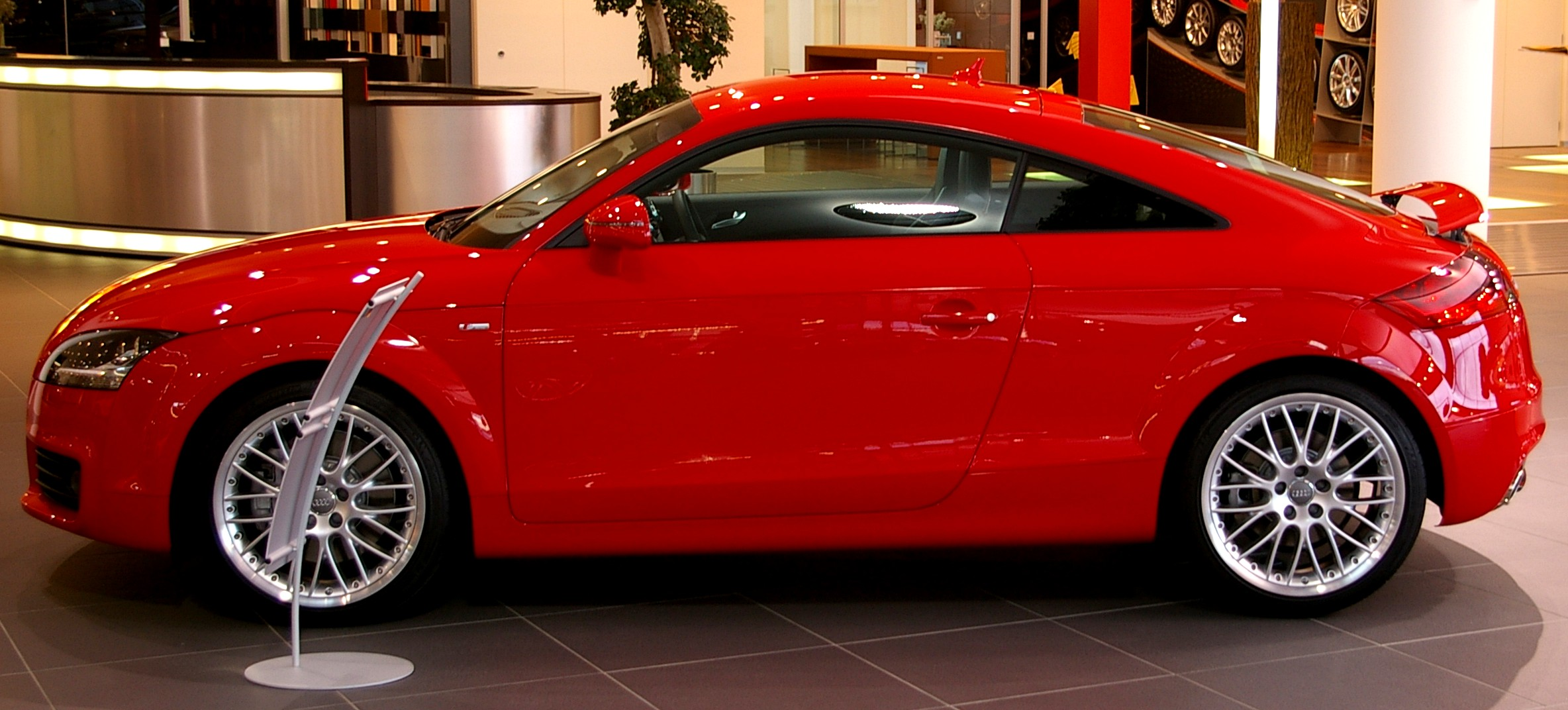 Datei Audi Tt Coupe Rot Jpg Wikipedia