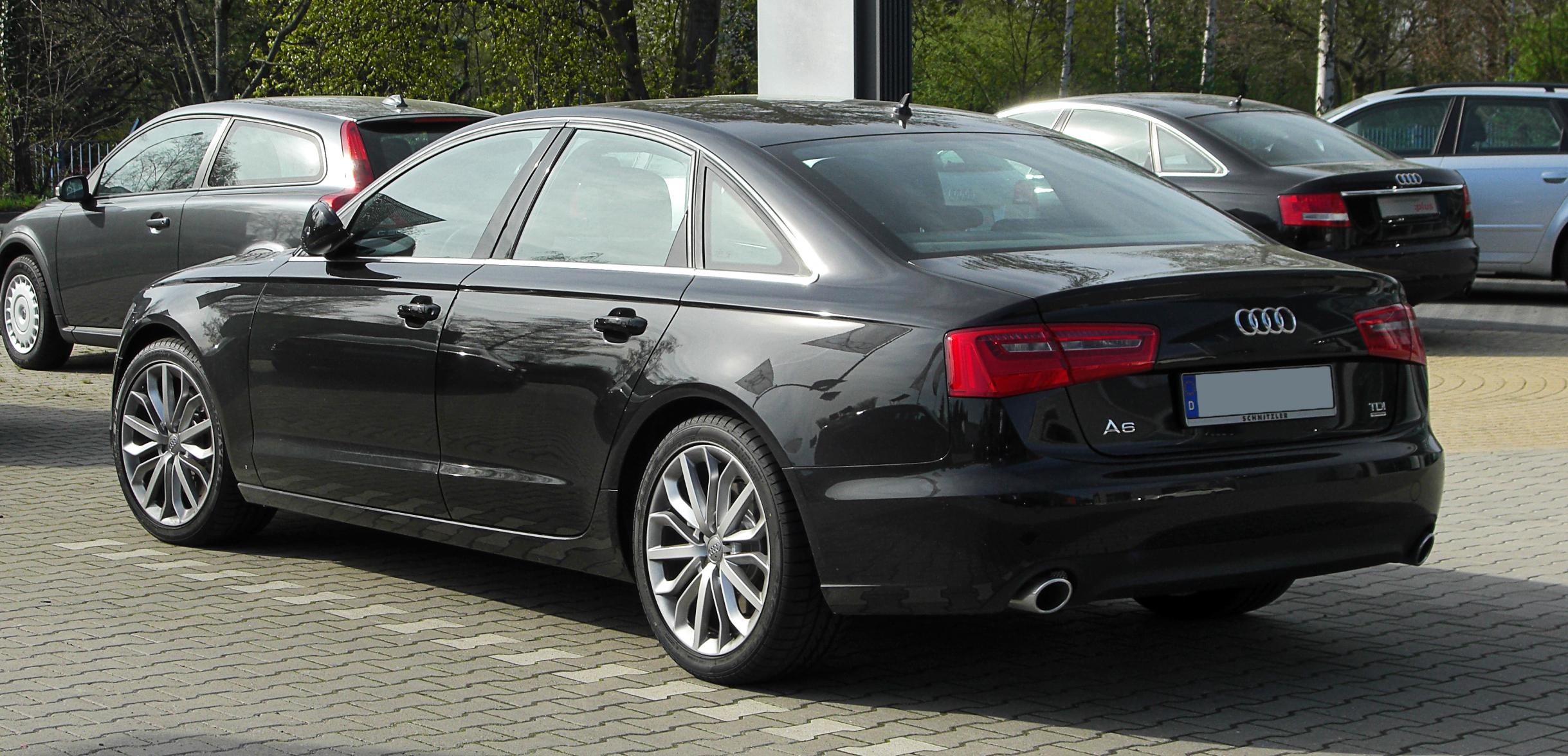 Spyshots Audi A6 Avant 2012 Autoblog Nl