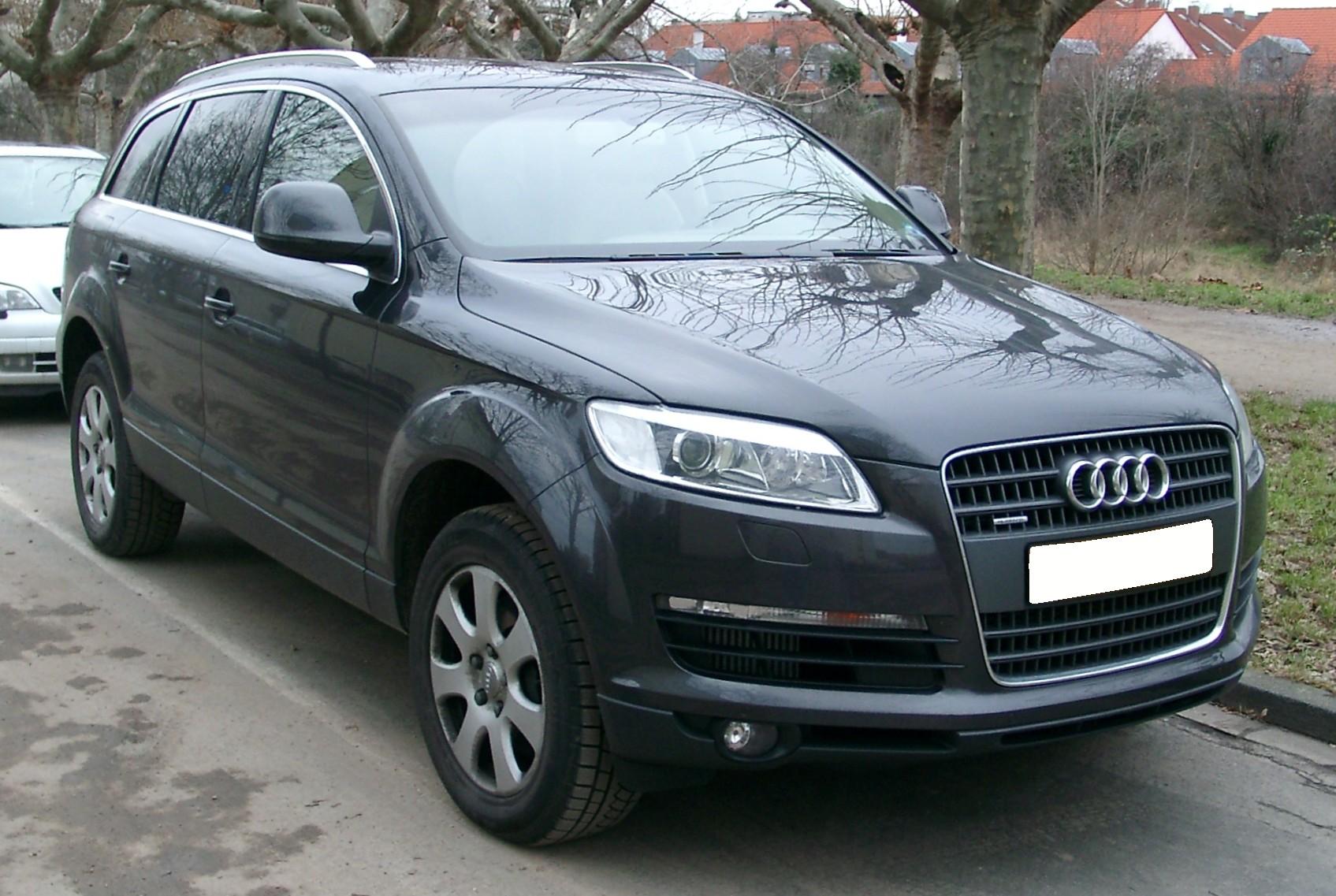 Audi Q7 - Wikipedija