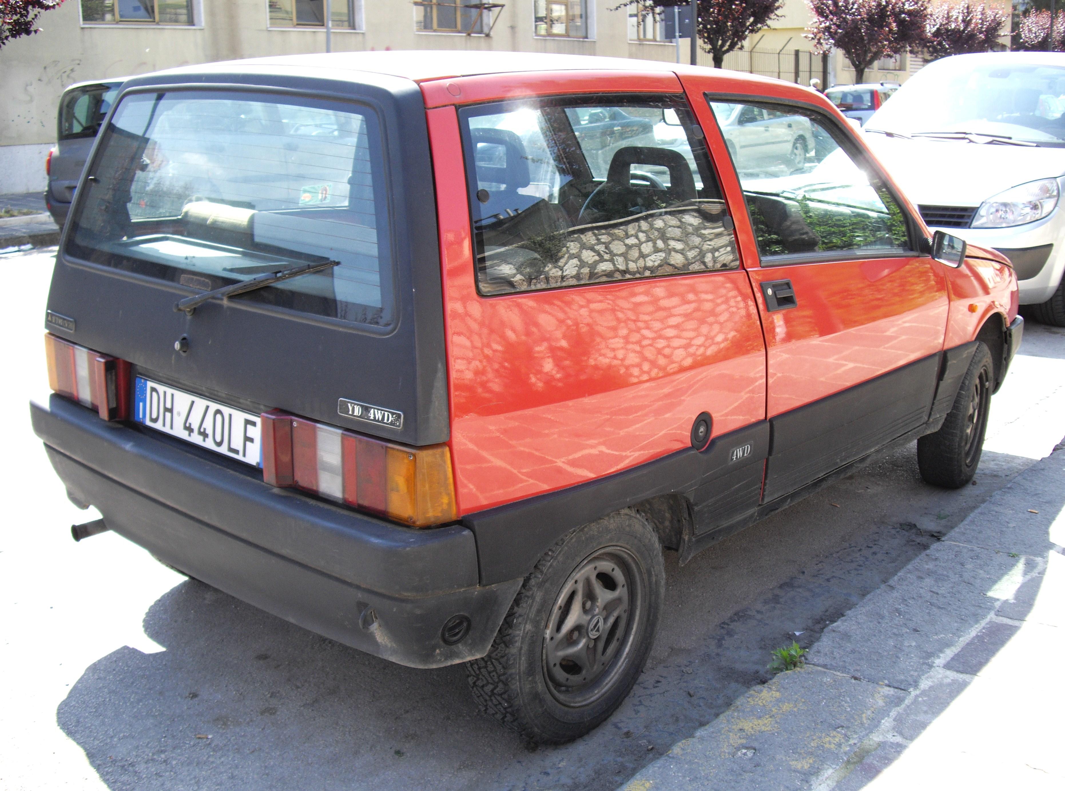 File:Autobianchi Y10 4WD.JPG
