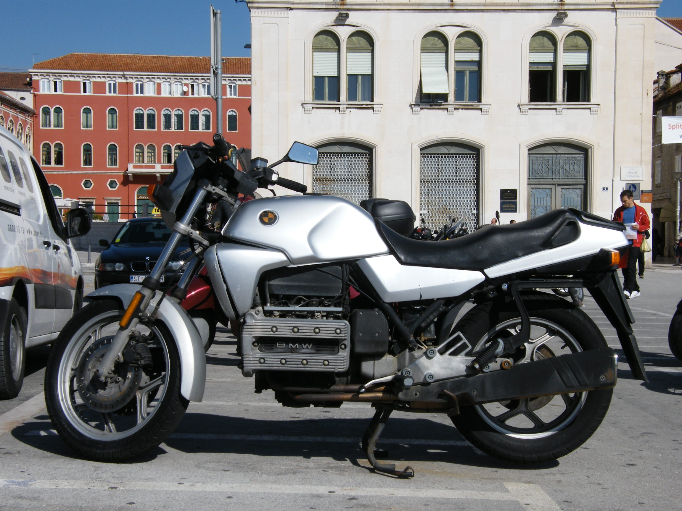 bmw k100 pictures posters news and videos on your. Black Bedroom Furniture Sets. Home Design Ideas