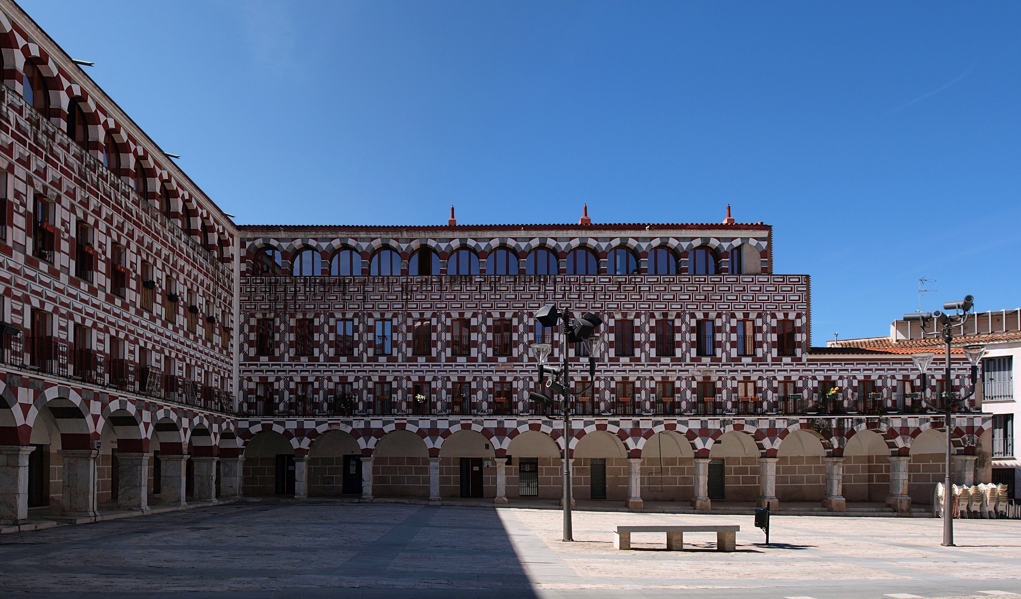 Badajoz voyages cartes for Oficina de turismo de badajoz