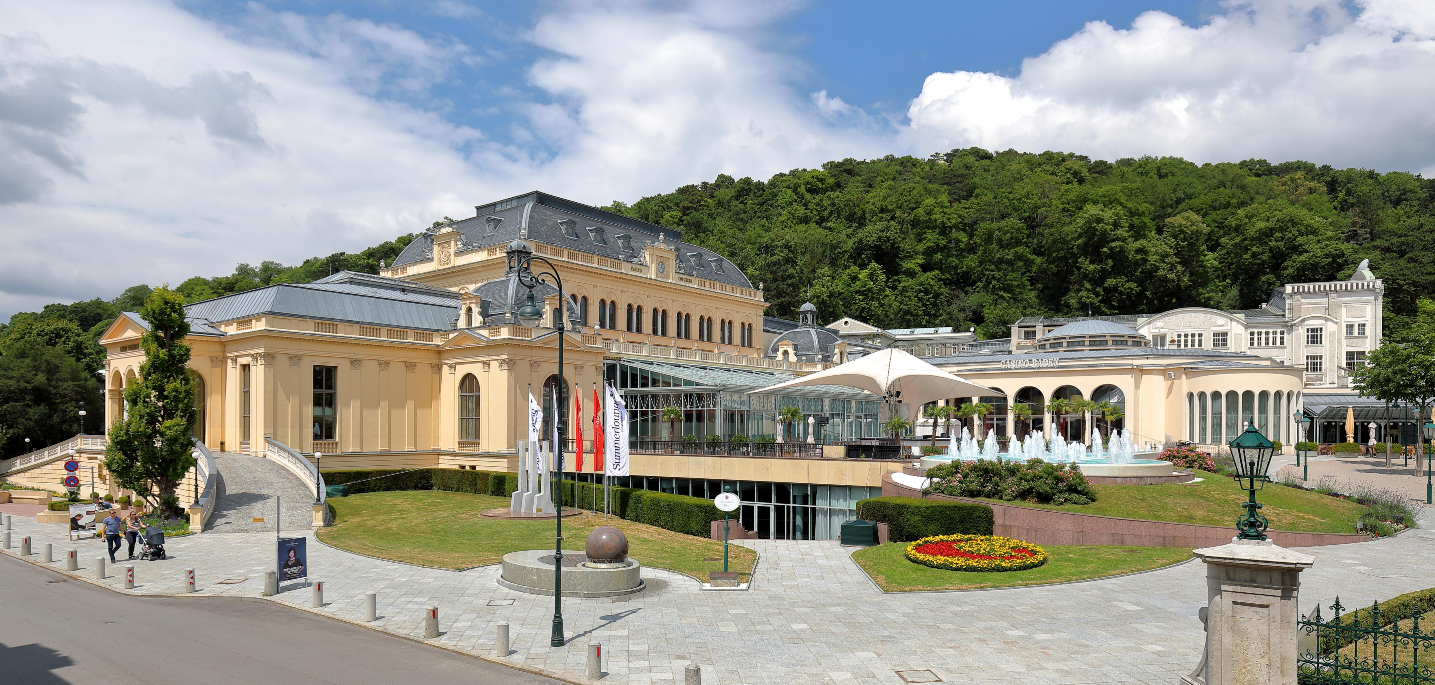 Casino Baden Fotos