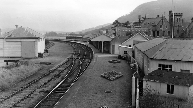 Ballater Station, for Balmoral Castle - geograph.org.uk - 1747043