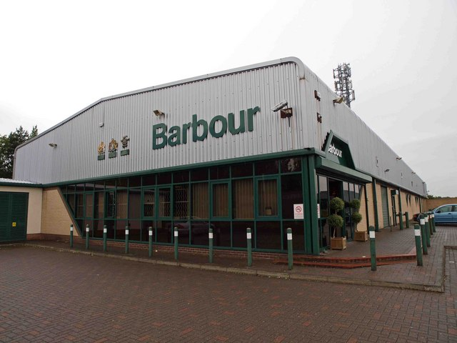 barbour outlet uk