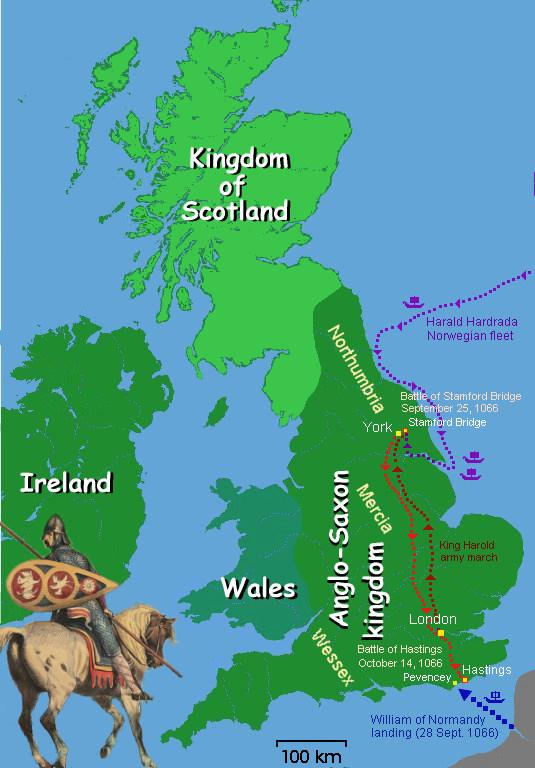england mind map