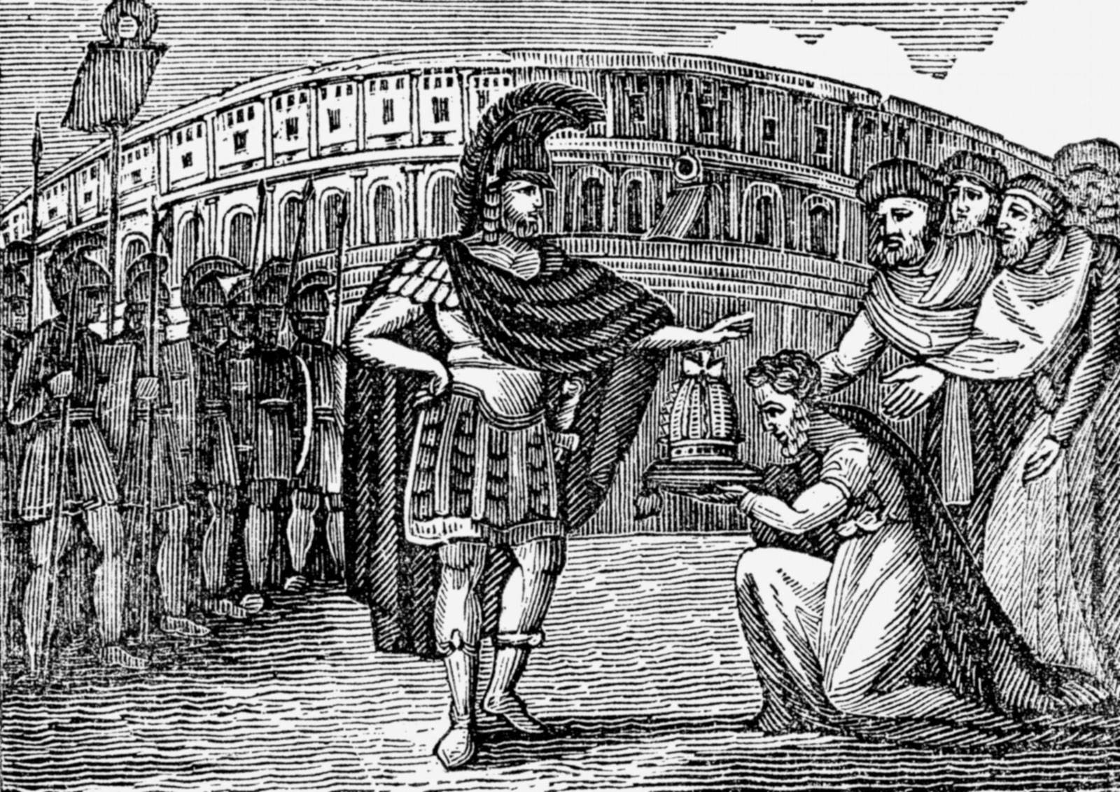 Belisarius refusing the crown of Italy offered by the Goths.jpg