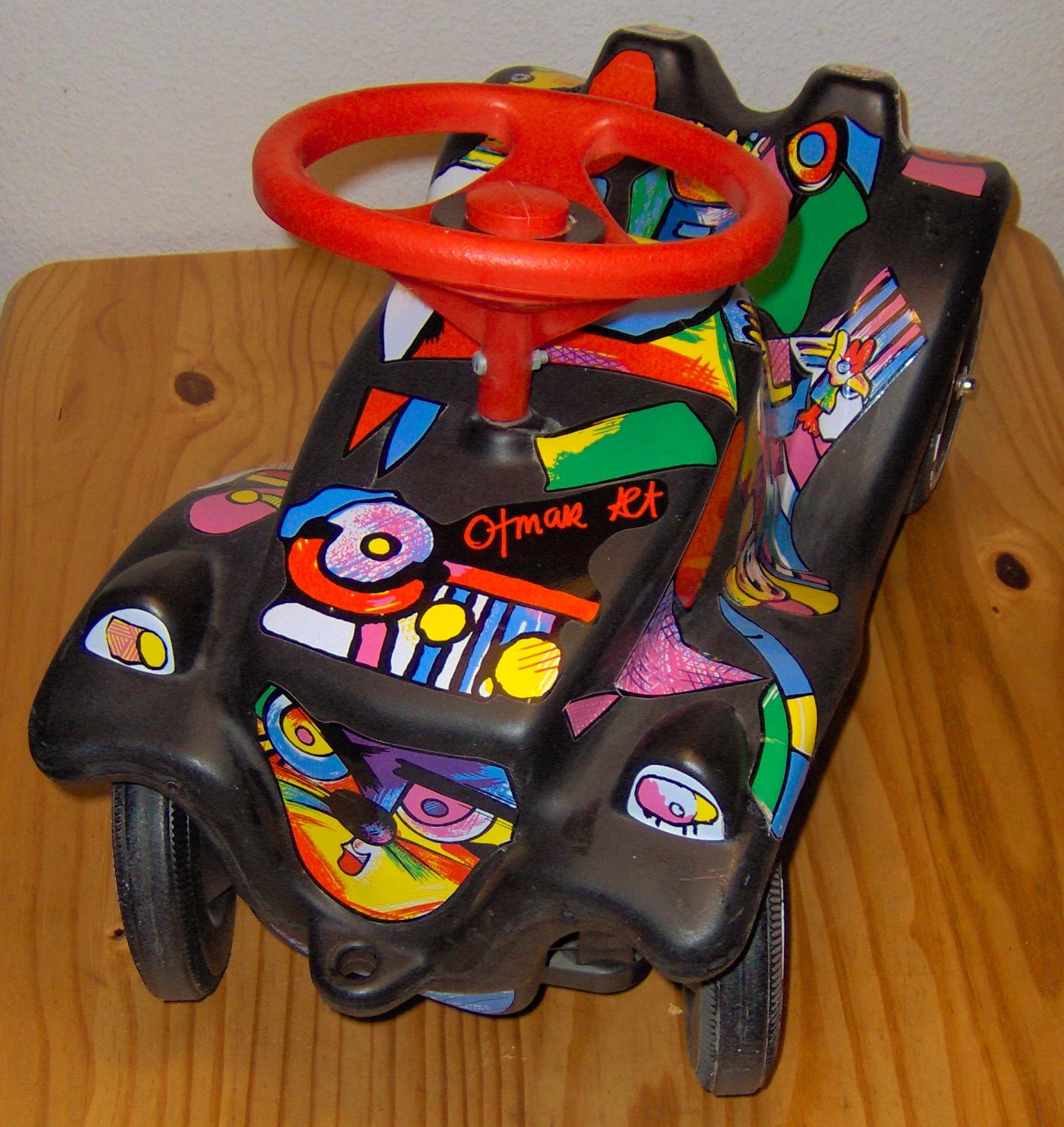 Bobby-Car – Wikipedia