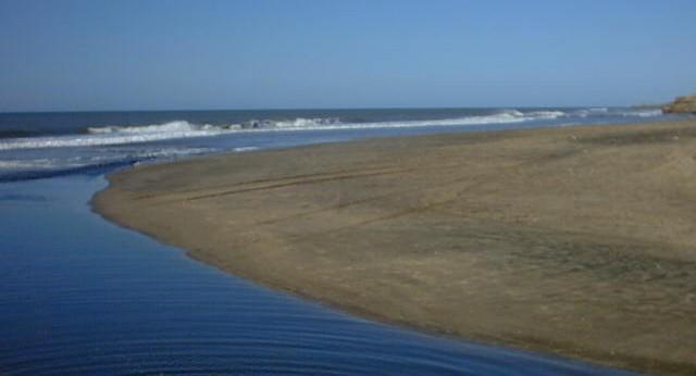 plaża we Włądysławowie