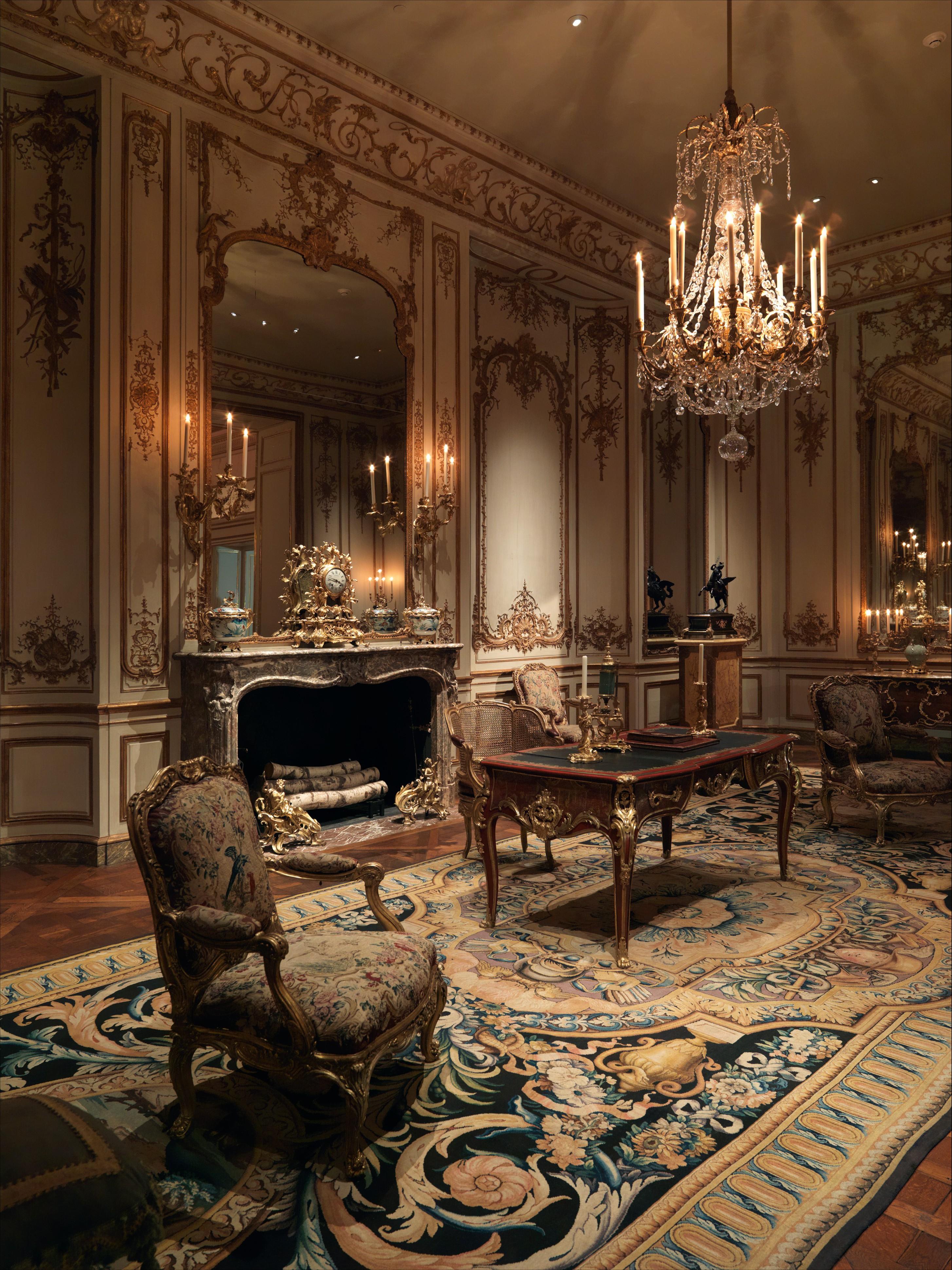 Antique Living Room Ashley