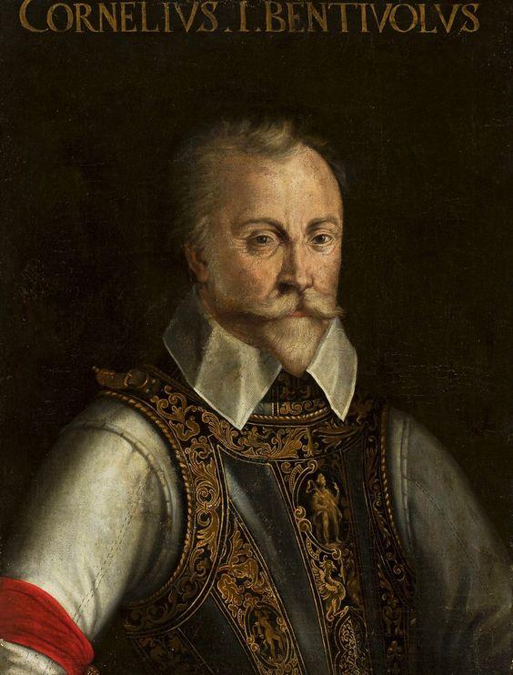 Portrait of Cornelio Bentivoglio, Marquess of Gualtieri (1519/1520-1585).