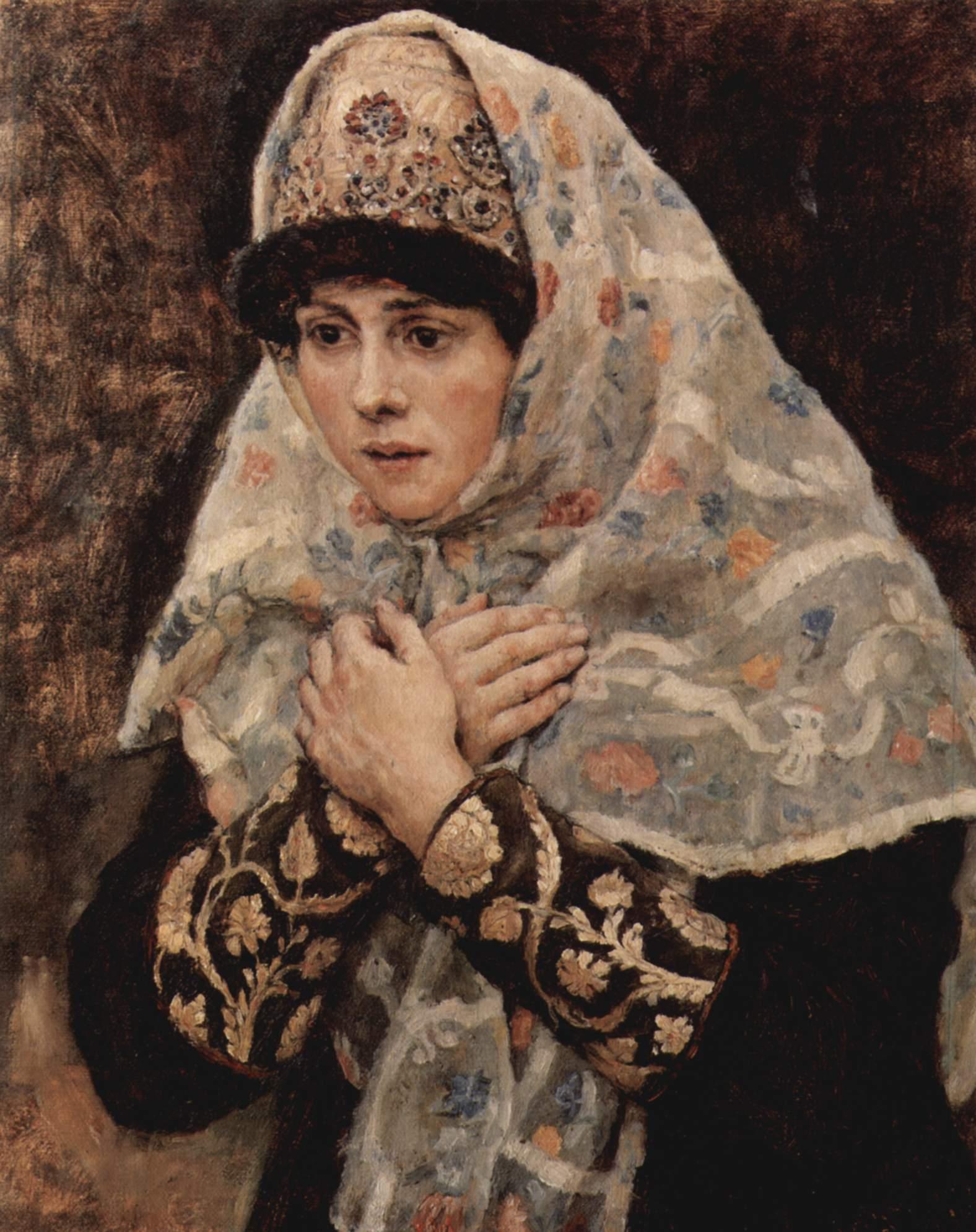 https://upload.wikimedia.org/wikipedia/commons/e/e7/Boyaryna_Morozova_by_V.Surikov_-_sketch_03_%28Tretyakov_gallery%29.jpg