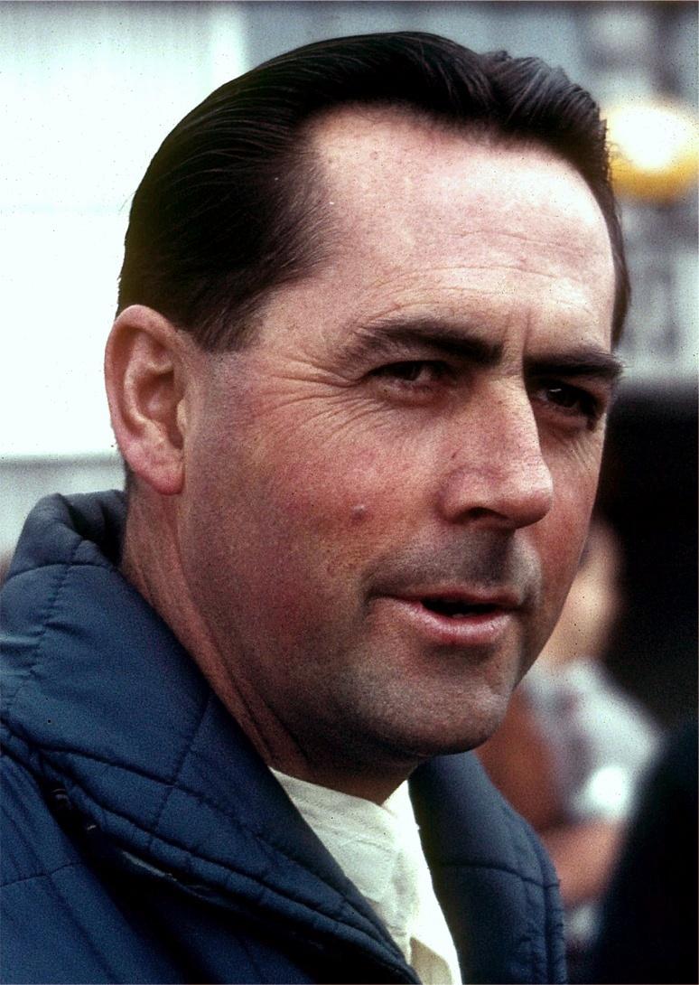 Jack Brabham Größe