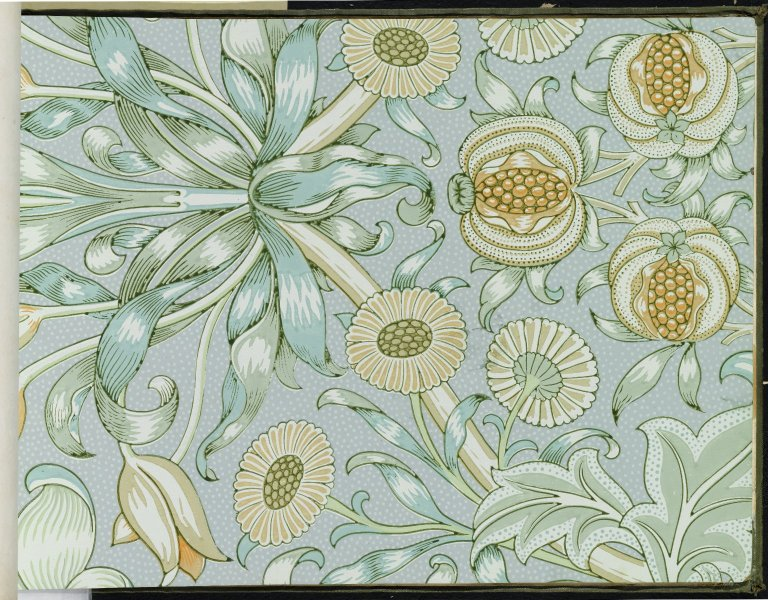 1000+ images about pomegranate on Pinterest  Pomegranates, William morris and William morris