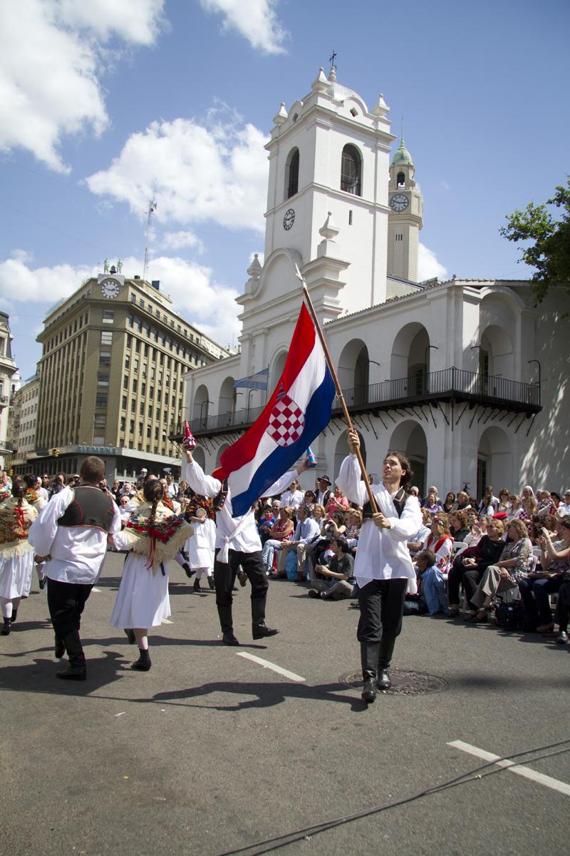 inmigraci 243 n croata en argentina la