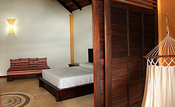 English: Bungalow at The Hotel Amazon Bed & Br...