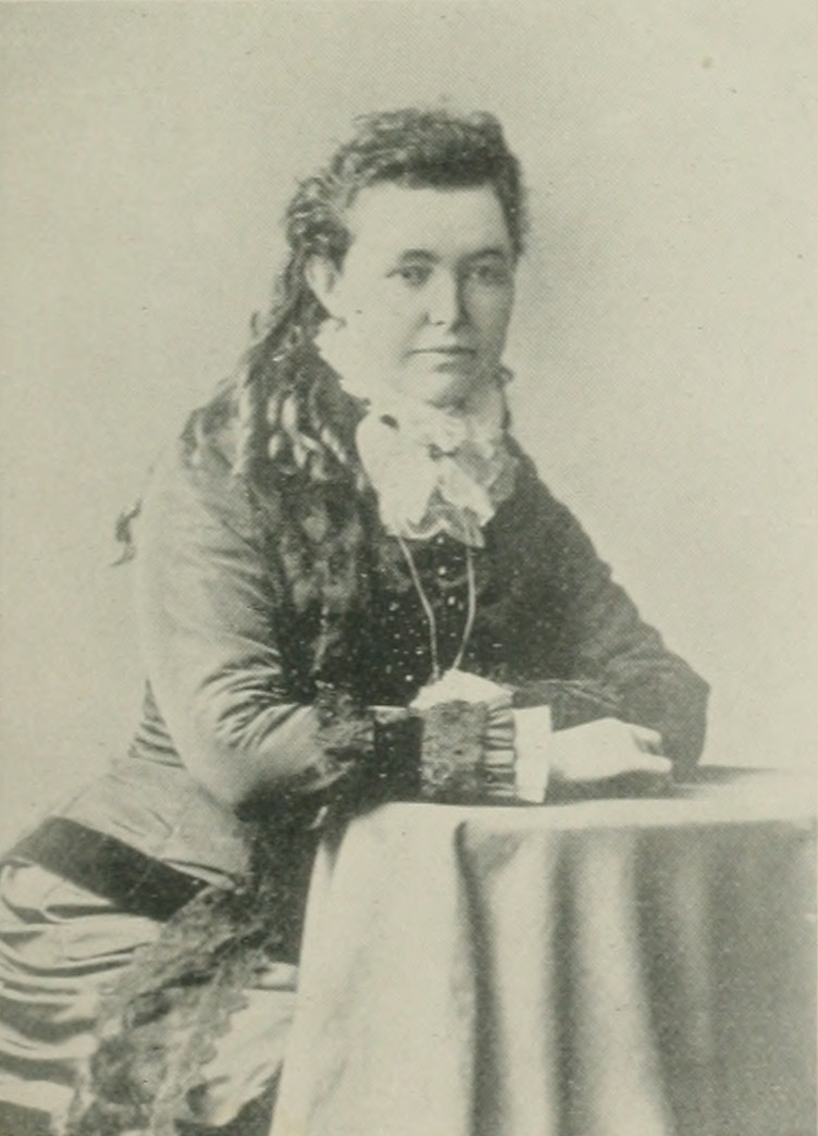CLARA HOLMES HAPGOOD. NASH A woman of the century (page 541 crop).jpg