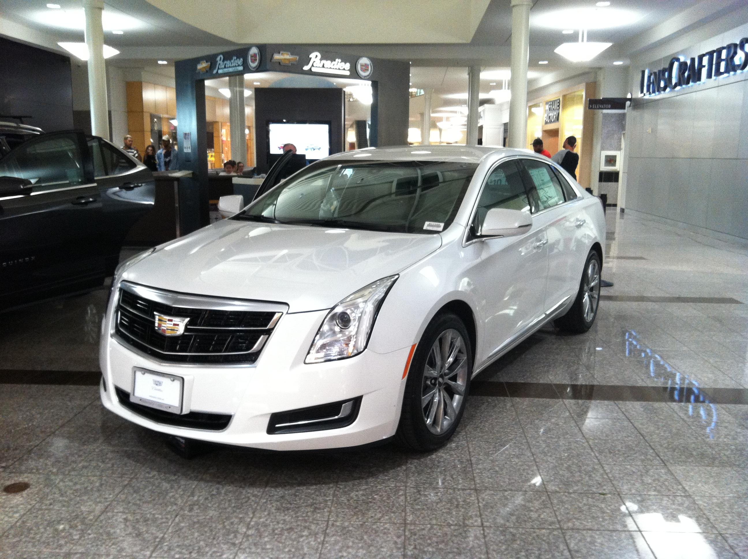 2017 Cadillac Xts Configurations