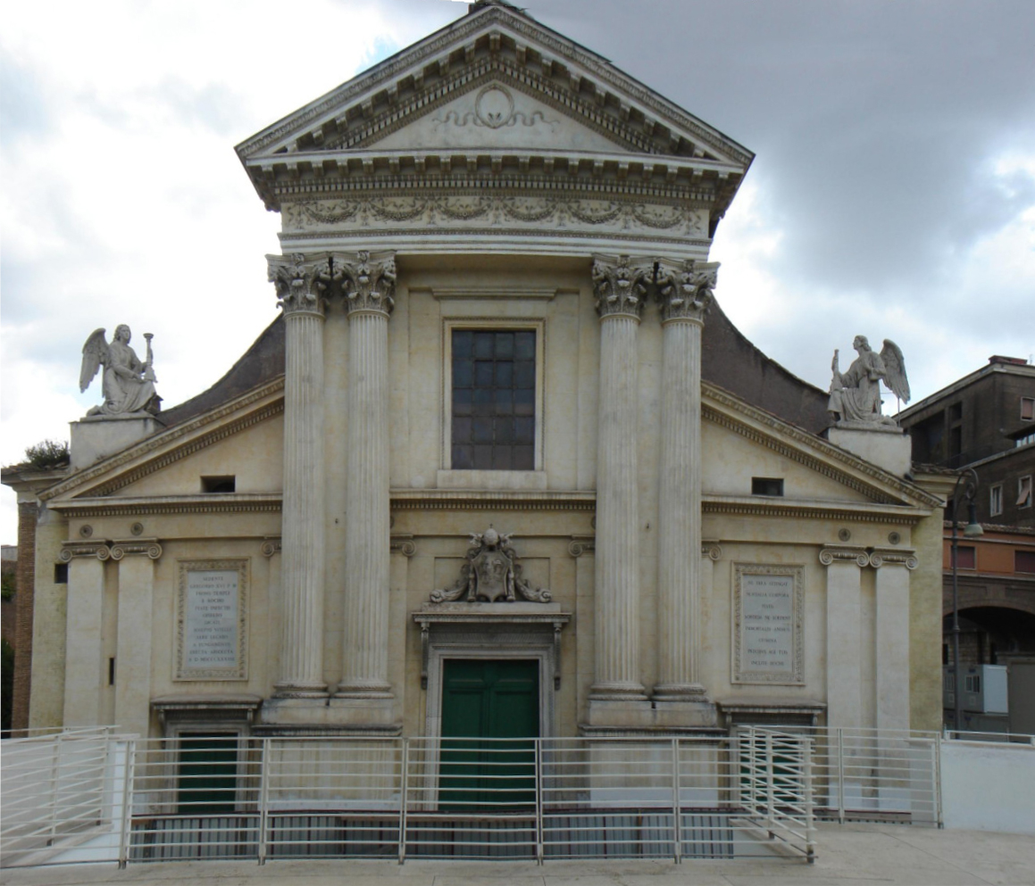 Chiesa di san rocco all 39 augusteo wikipedia for Di giuseppe arredamenti roma