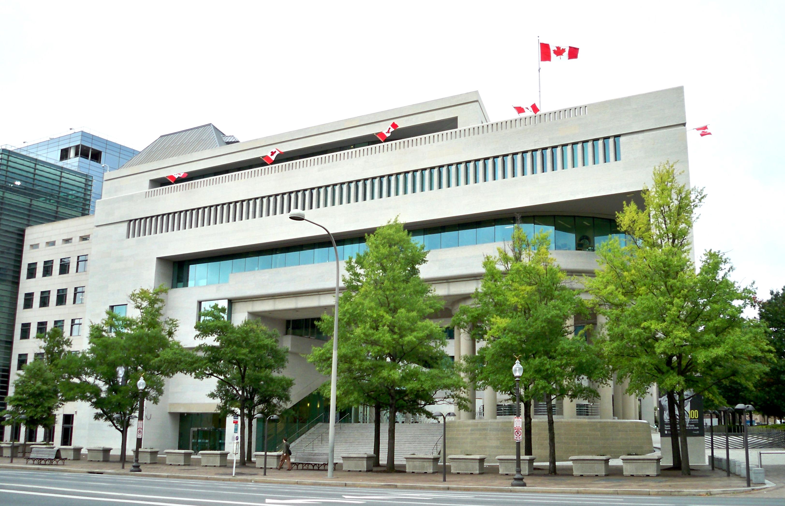 Kanadiske ambassaden, Sør-Afrika